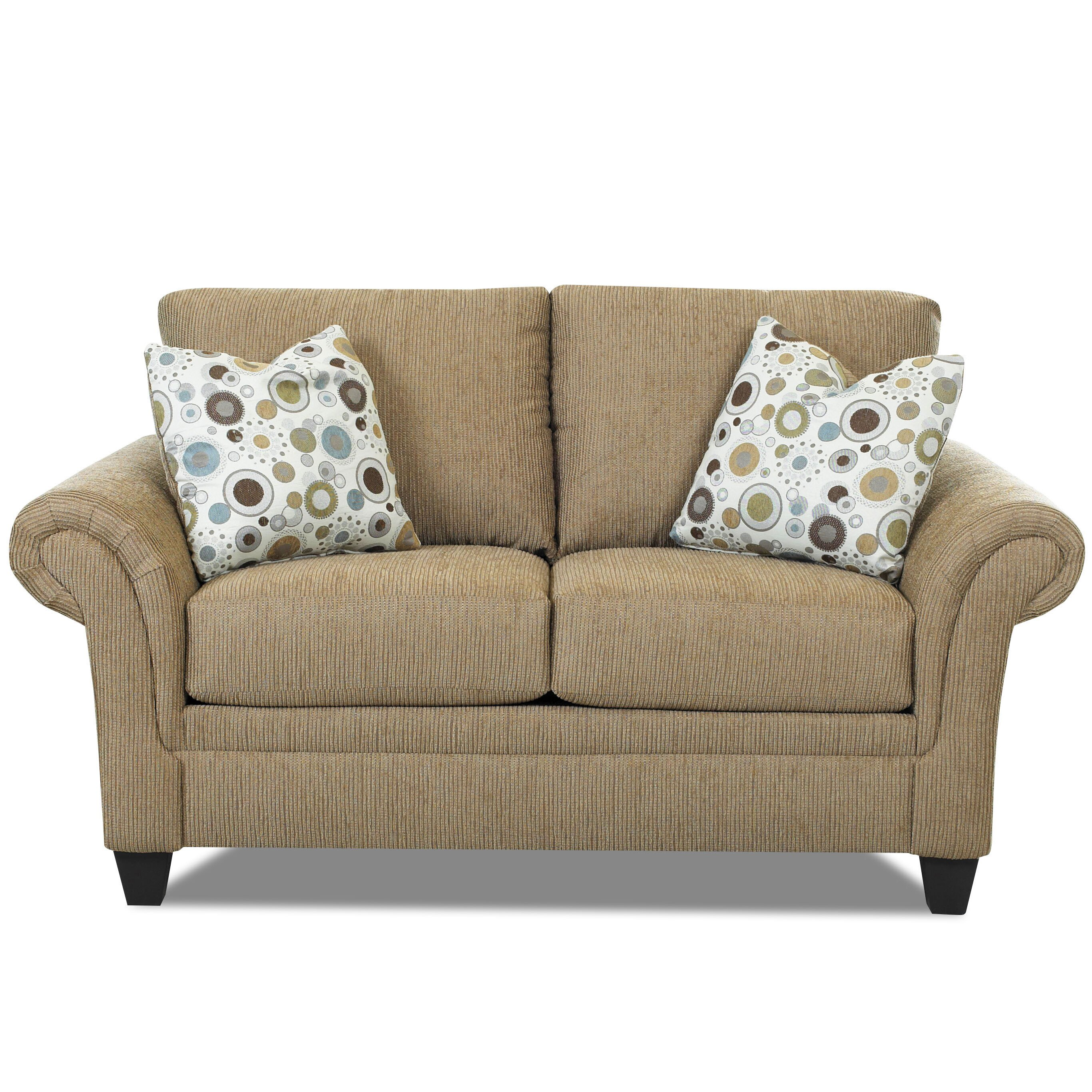 Klaussner Furniture Highland Loveseat Wayfair