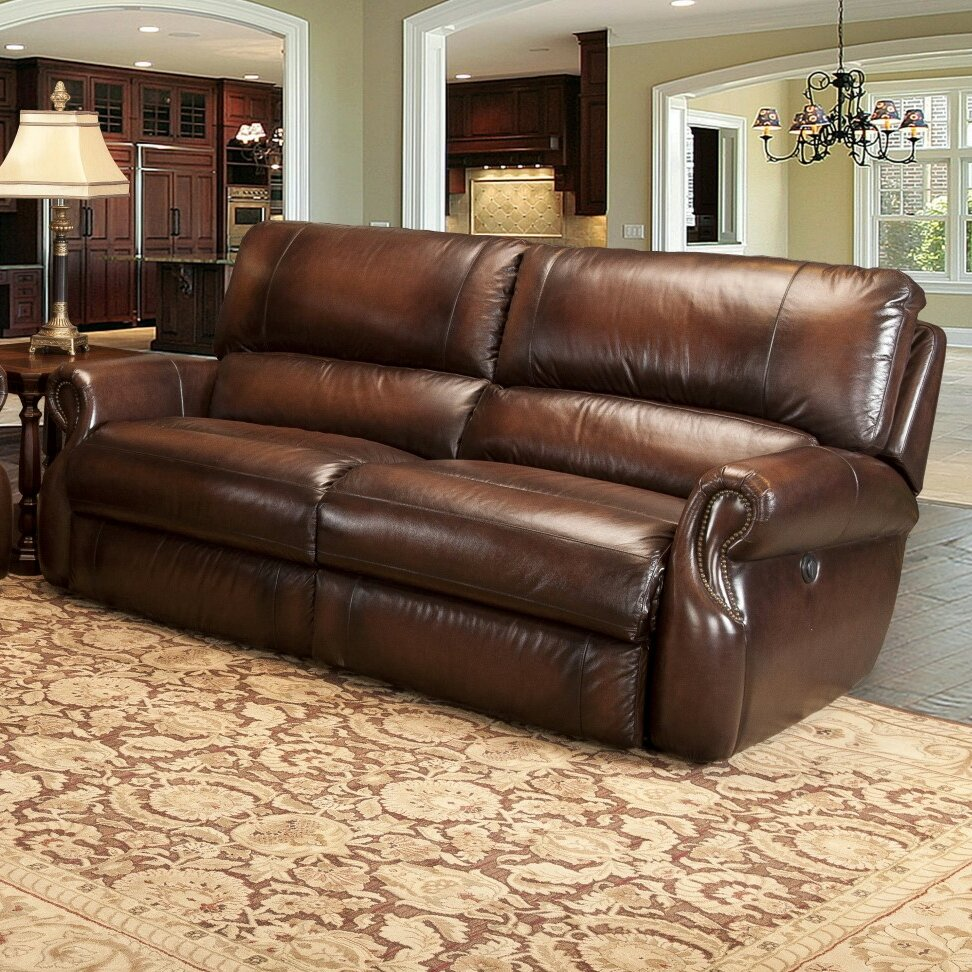 Parker House Hawthorne Leather Living Room Collection