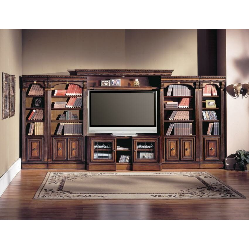 parker house huntington 72 tv stand wayfair. Black Bedroom Furniture Sets. Home Design Ideas