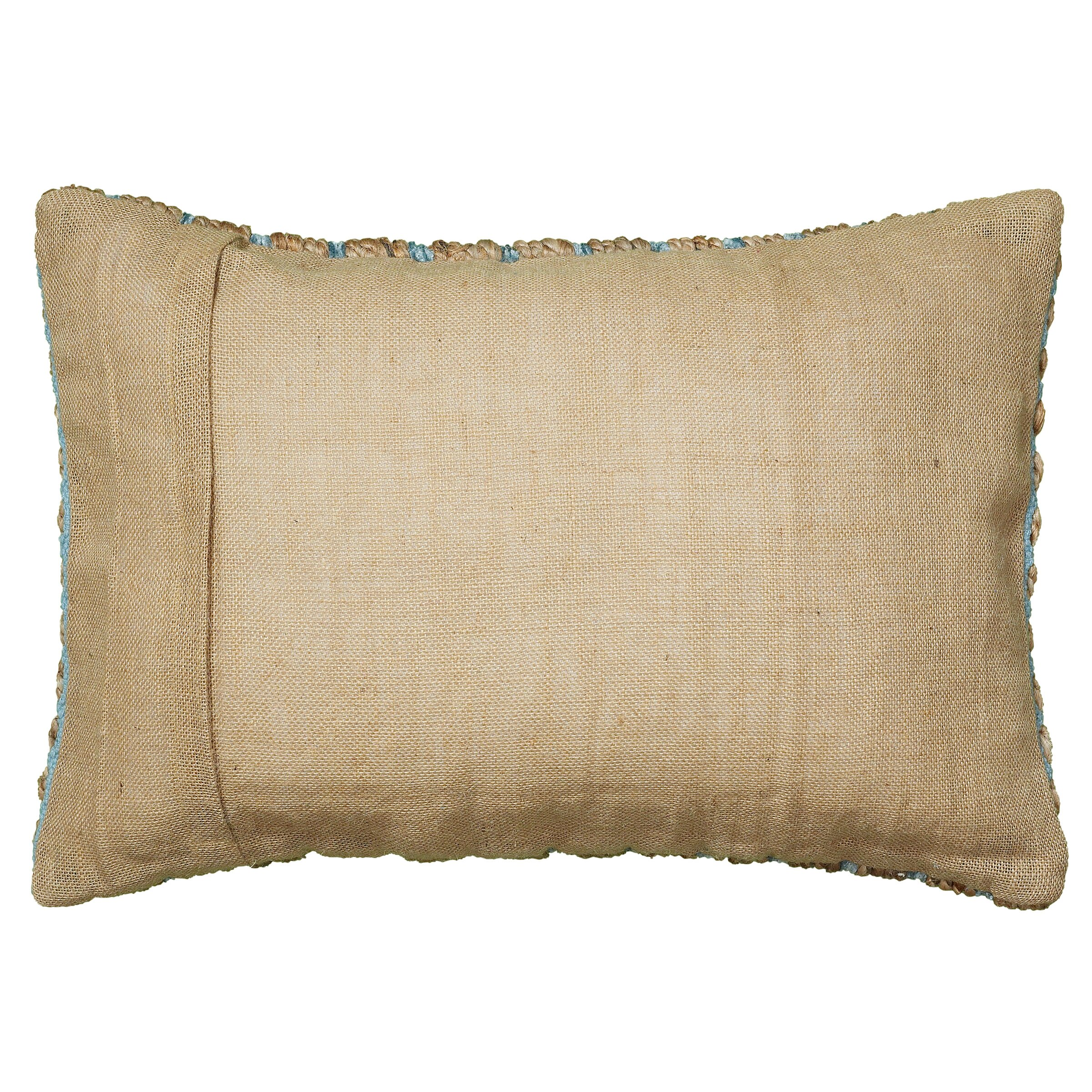 LR Resources Natural Fiber Accent Cotton Throw Pillow & Reviews Wayfair