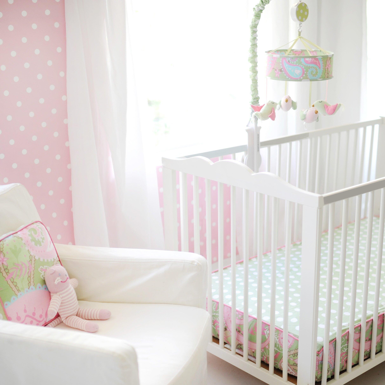My Baby Sam Pixie Crib Bedding