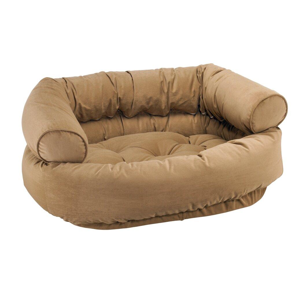 bowsers double donut bolster pet bed reviews wayfair. Black Bedroom Furniture Sets. Home Design Ideas