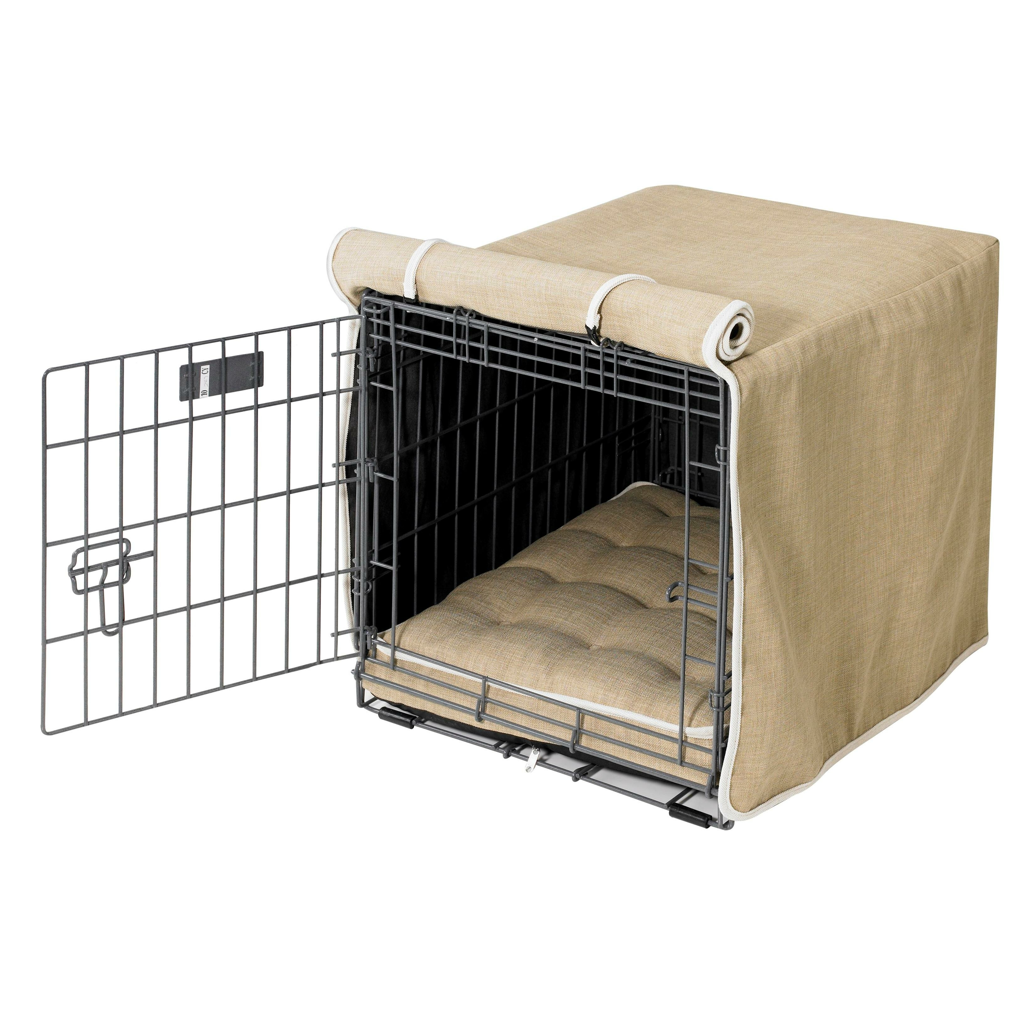 Bowsers Luxury Dog Crate Cover I Amp Reviews Wayfair