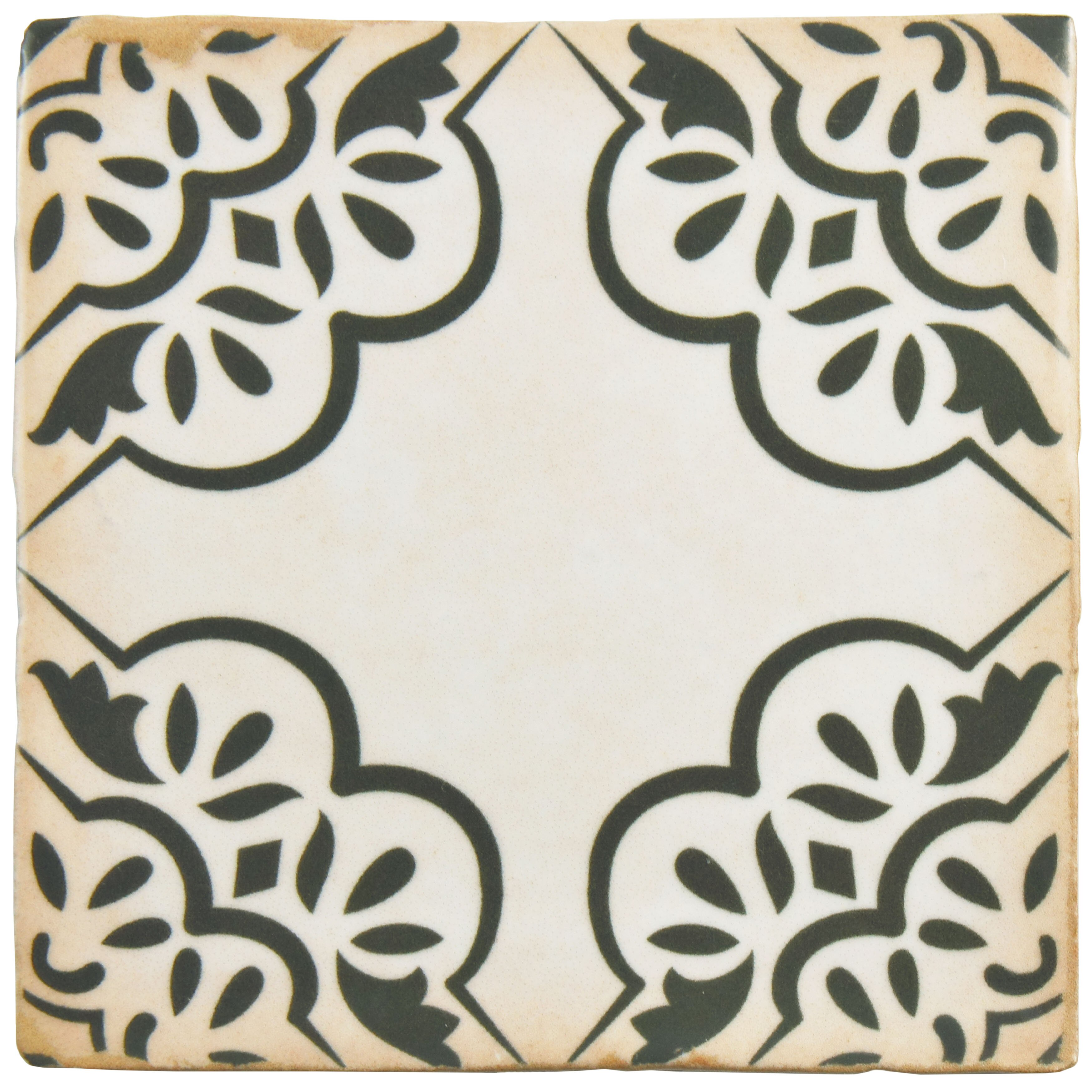 Elitetile arquivo x ceramic field tile in ornate reviews wayfair - Fliesen scheld ...