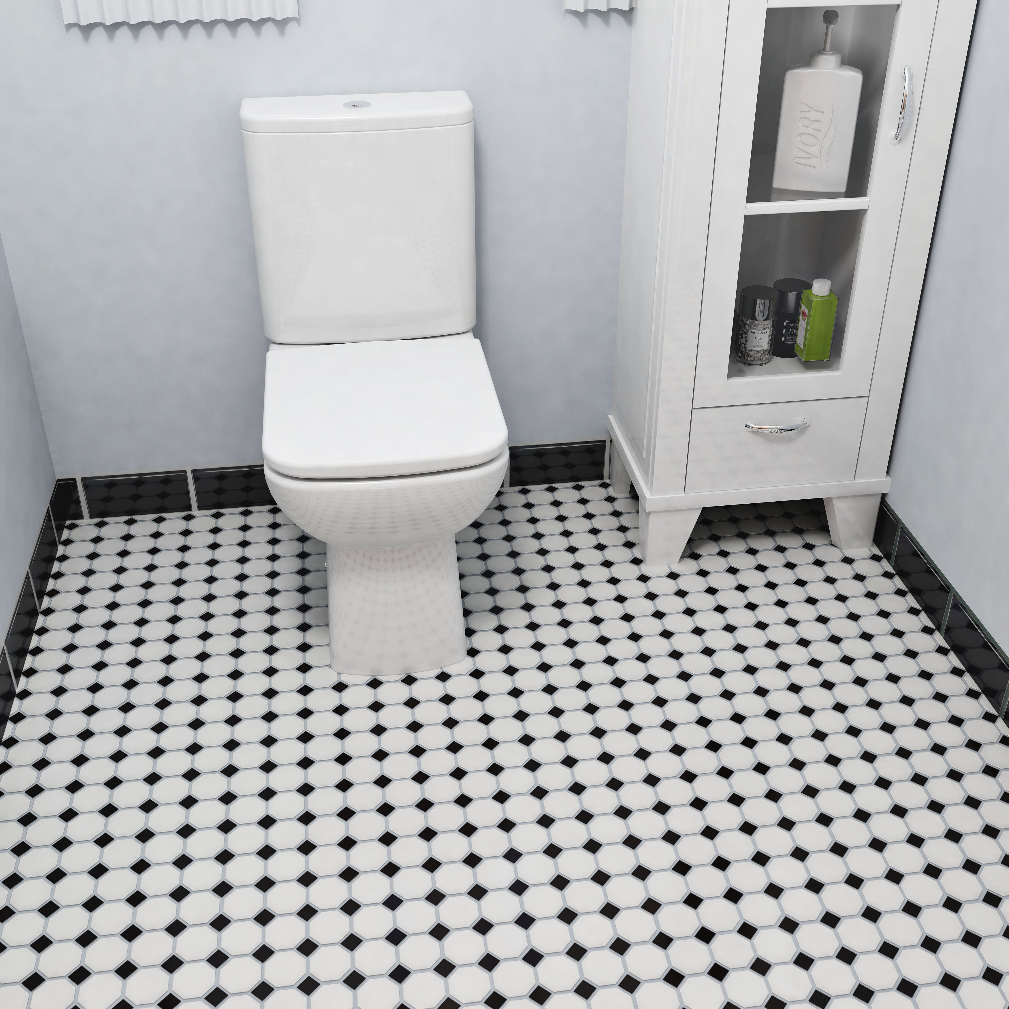 Elitetile Retro 11 5 Quot X 11 5 Quot Porcelain Mosaic Tile In