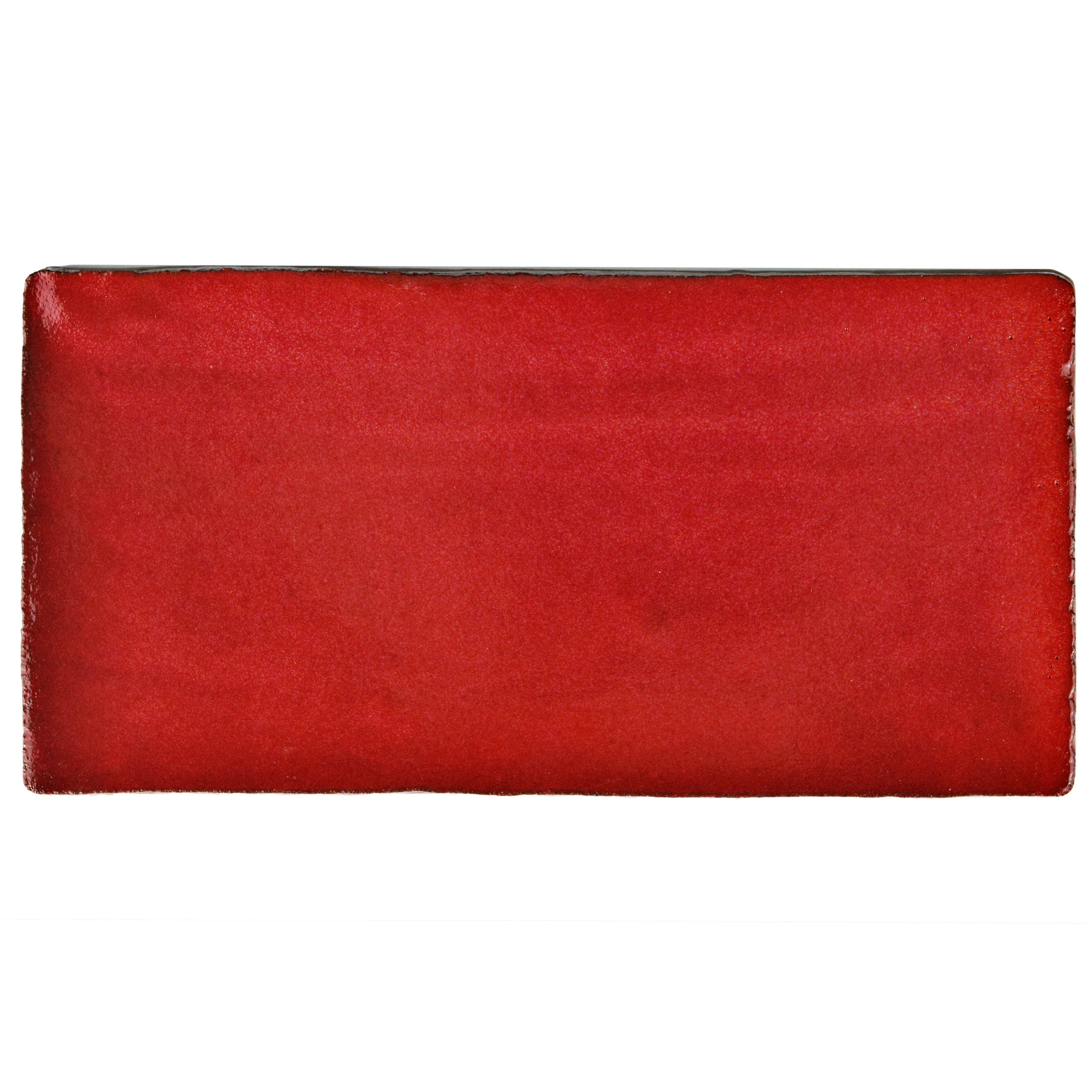 Elitetile Antiqua 3 X 6 Ceramic Tile In Special Red Moon Wayfair