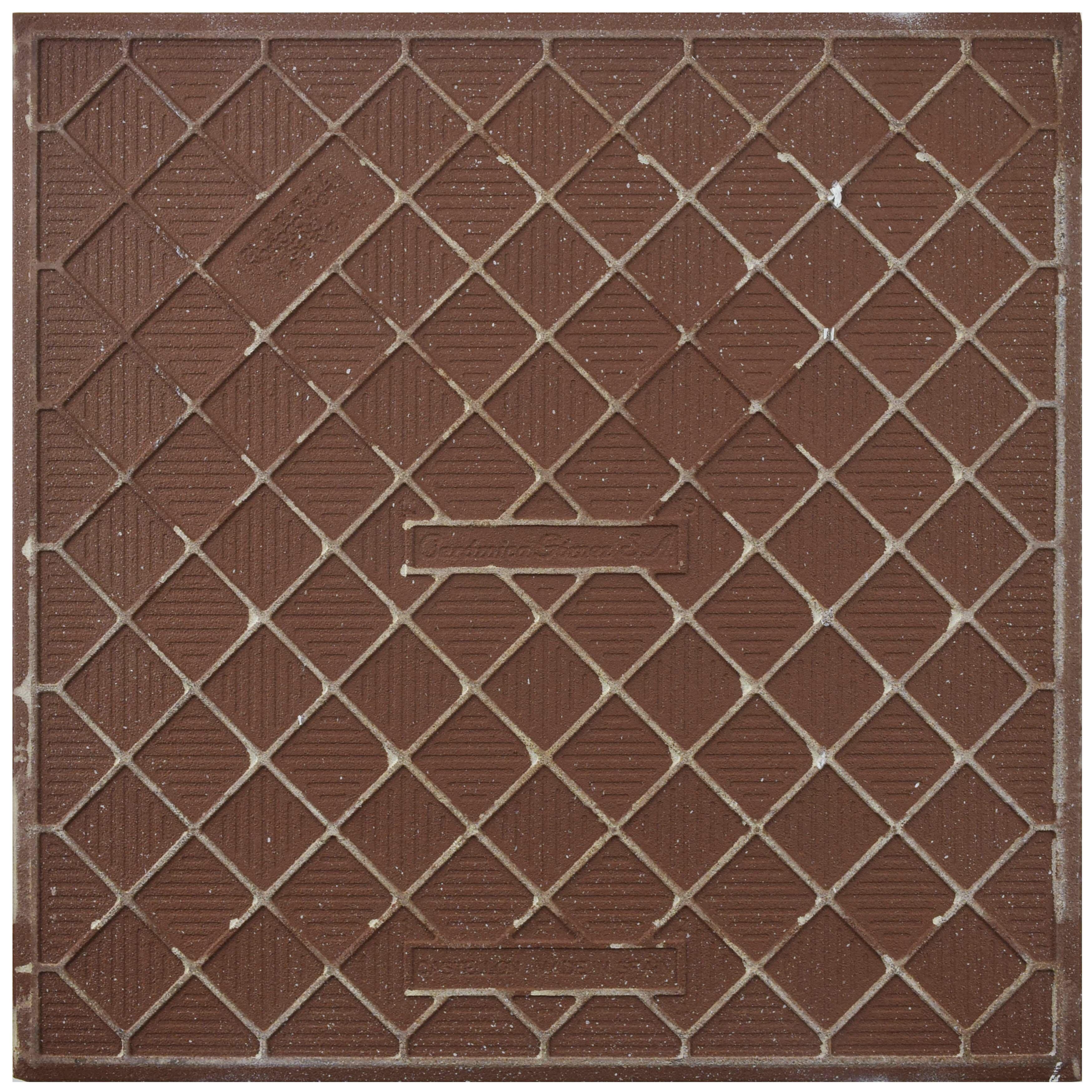 Elitetile majorelle 12 5 x 12 5 ceramic field tile in for 12 ceramic floor tile