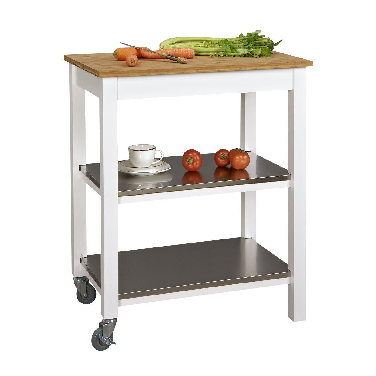 Corner Housewares Ultimate Kitchen Island Reviews Wayfair