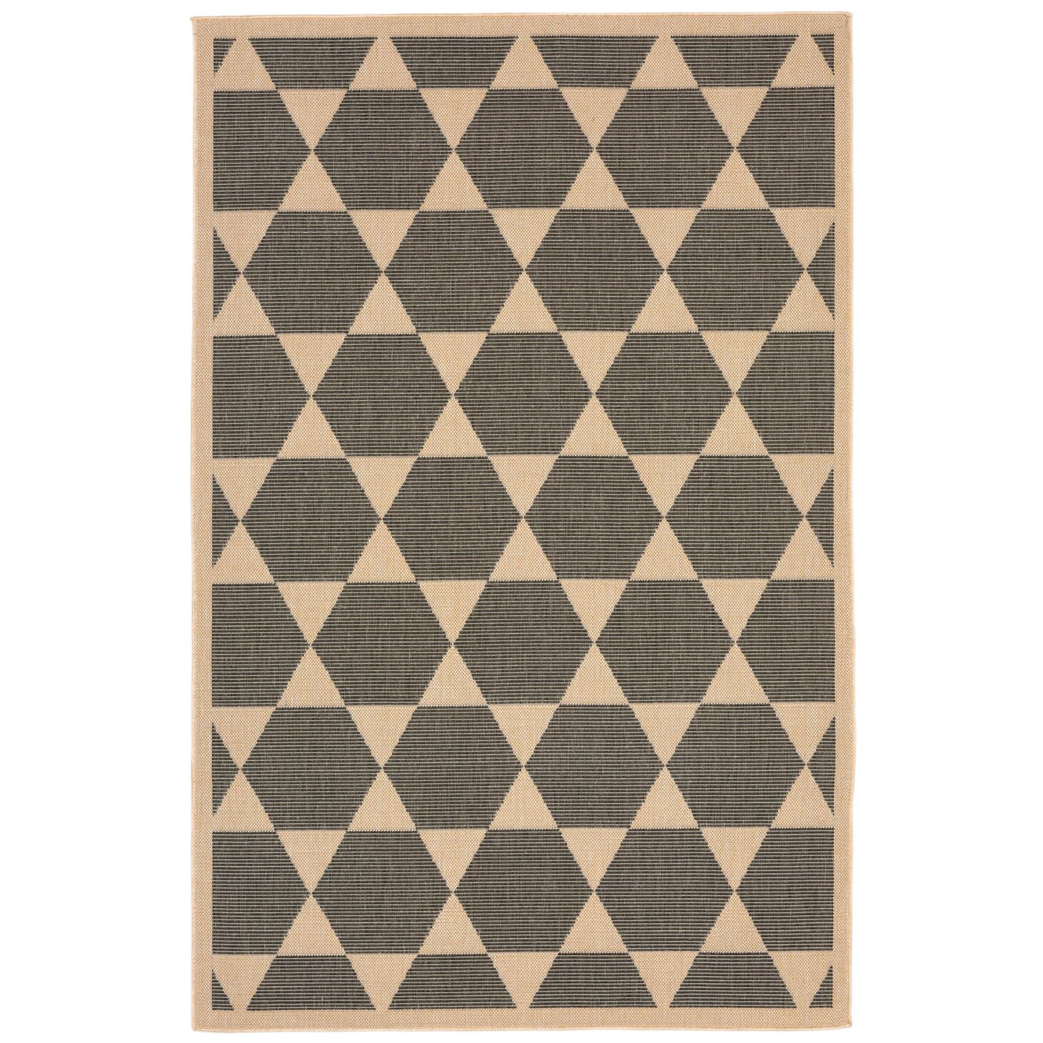 Liora Manne Terrace Gray Indoor Outdoor Area Rug Wayfair