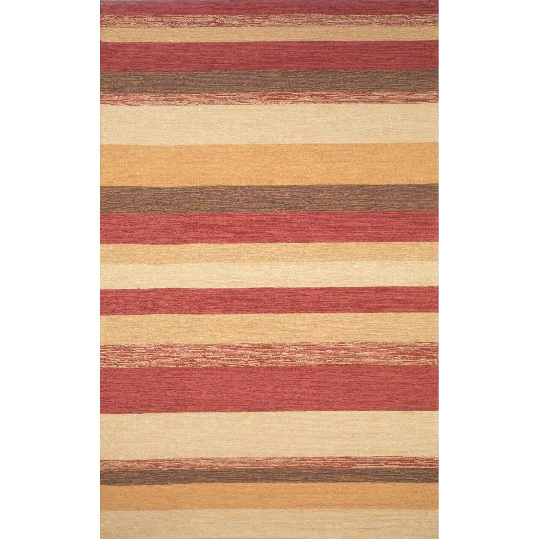 Transocean Dog Rug: Liora Manne Ravella Red Stripe Outdoor Rug & Reviews