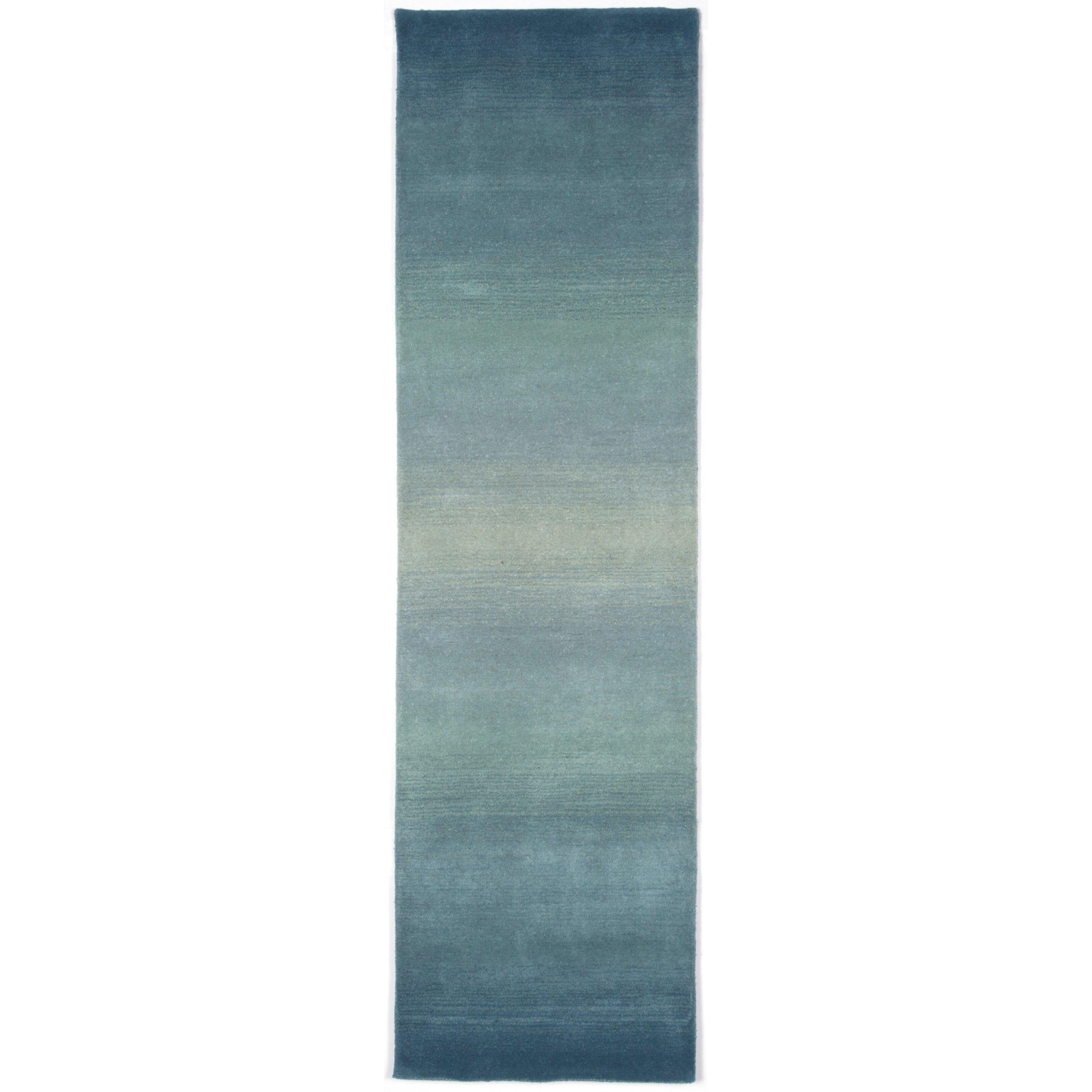 Liora Manne Ombre Aqua Horizon Area Rug & Reviews