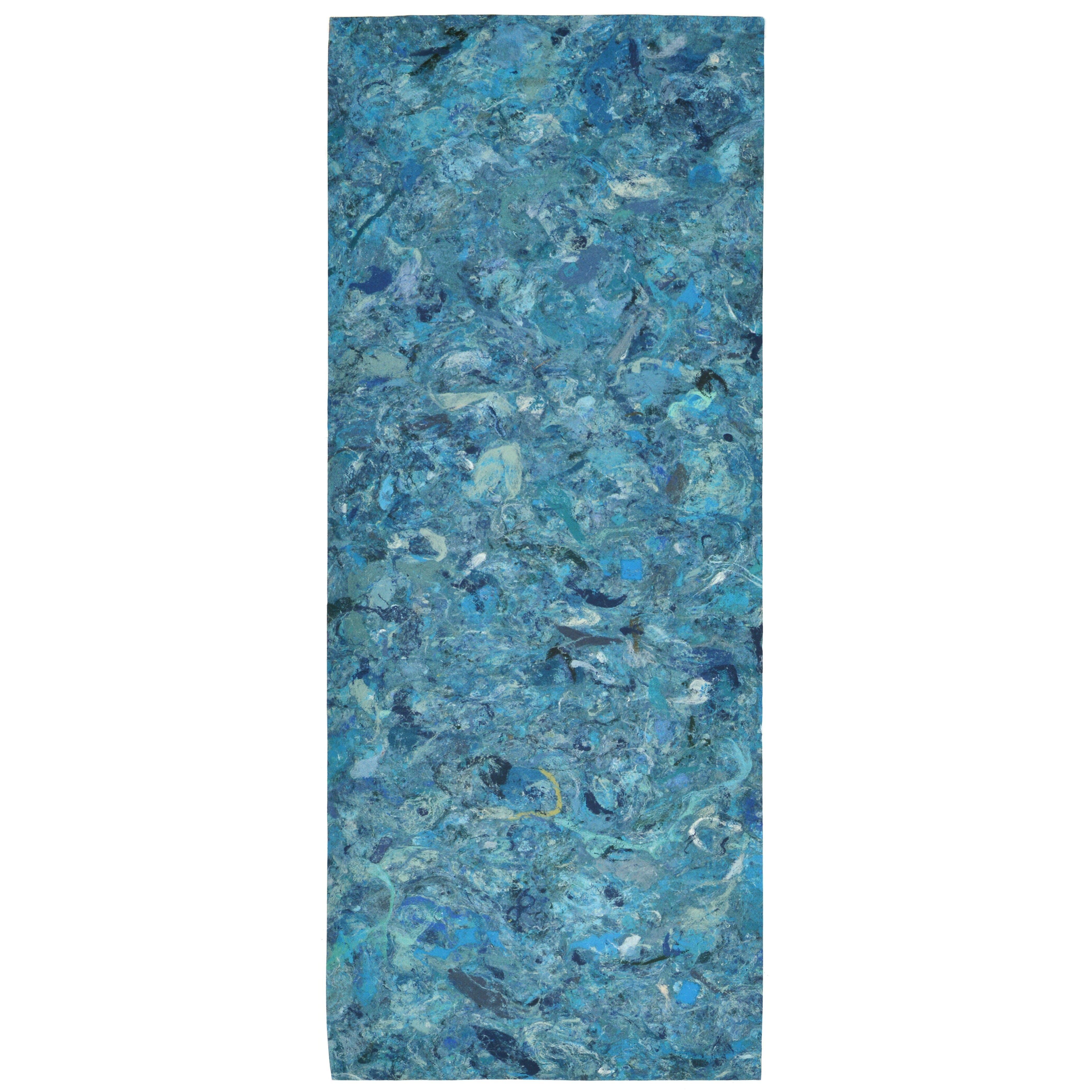 Liora Manne Visions I Quarry Blue Indoor Outdoor Area Rug