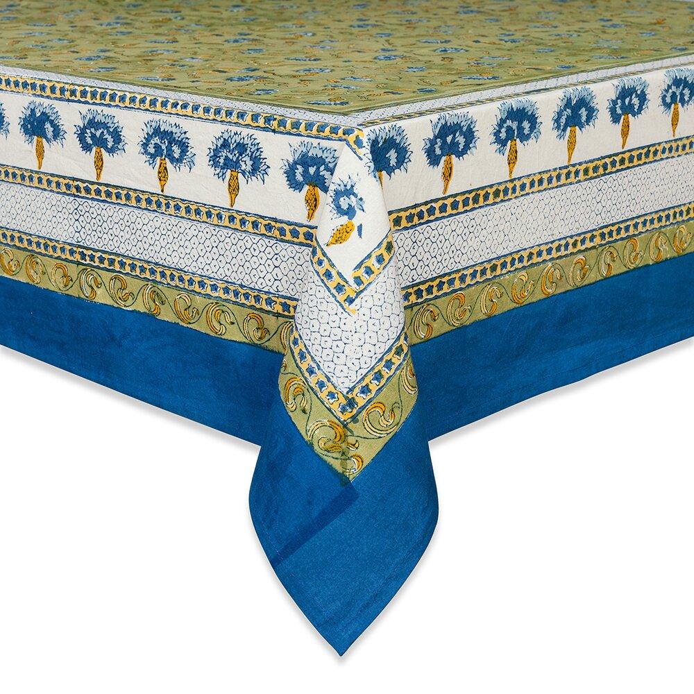 couleur nature bleuet tablecloth reviews. Black Bedroom Furniture Sets. Home Design Ideas