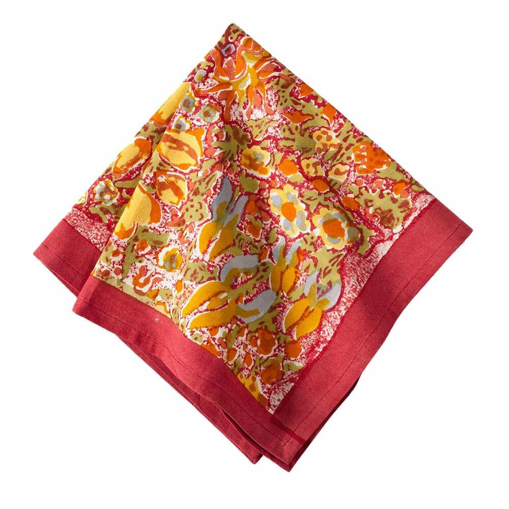couleur nature jardine red yellow tea towel reviews. Black Bedroom Furniture Sets. Home Design Ideas