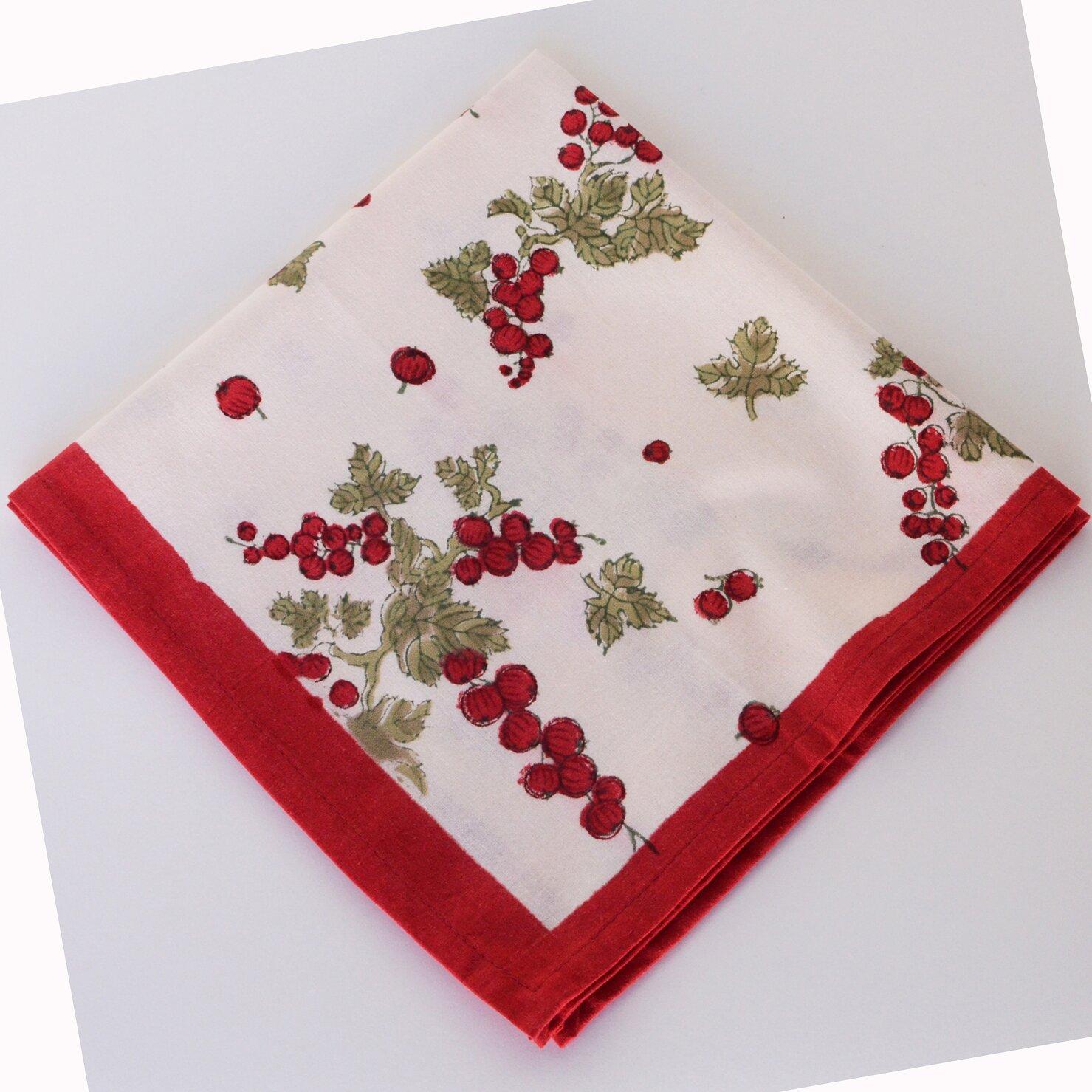 couleur nature gooseberry napkin reviews. Black Bedroom Furniture Sets. Home Design Ideas