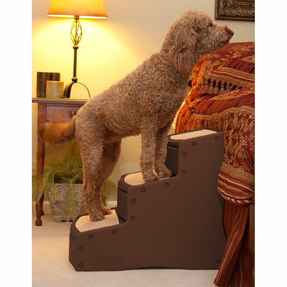 Pet Gear Easy Steps Iii Extra Wide 3 Step Pet Stair
