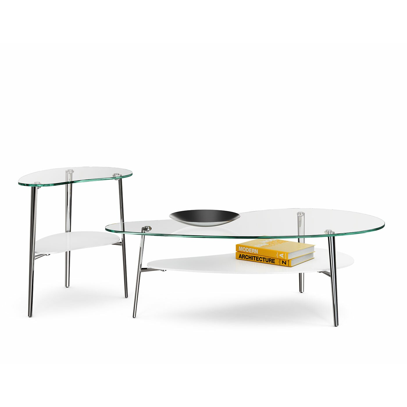 Bdi Usa Comma Coffee Table Set Reviews Allmodern