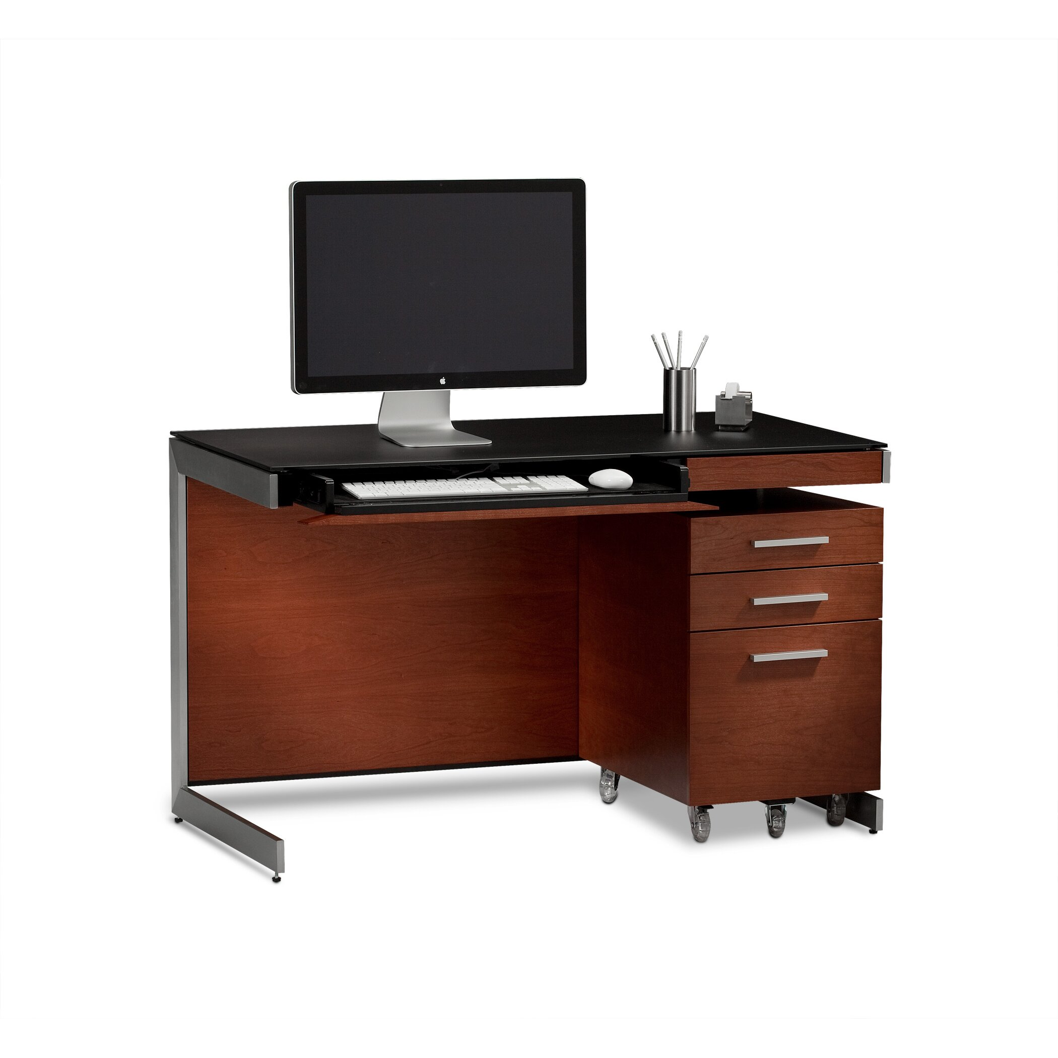 Bdi Usa Sequel Compact Desk Reviews Wayfair