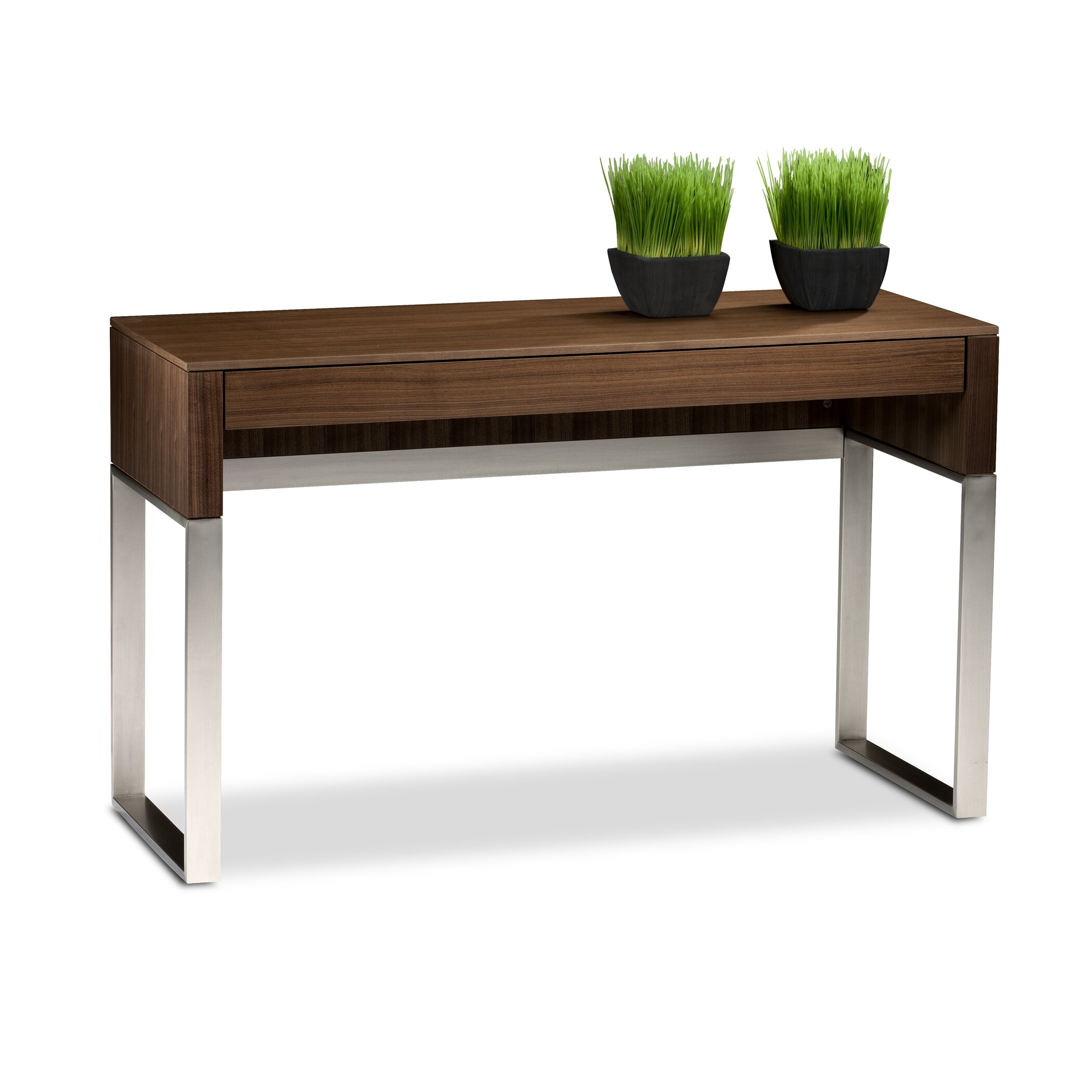Bdi usa cascadia console table with drawer reviews wayfair