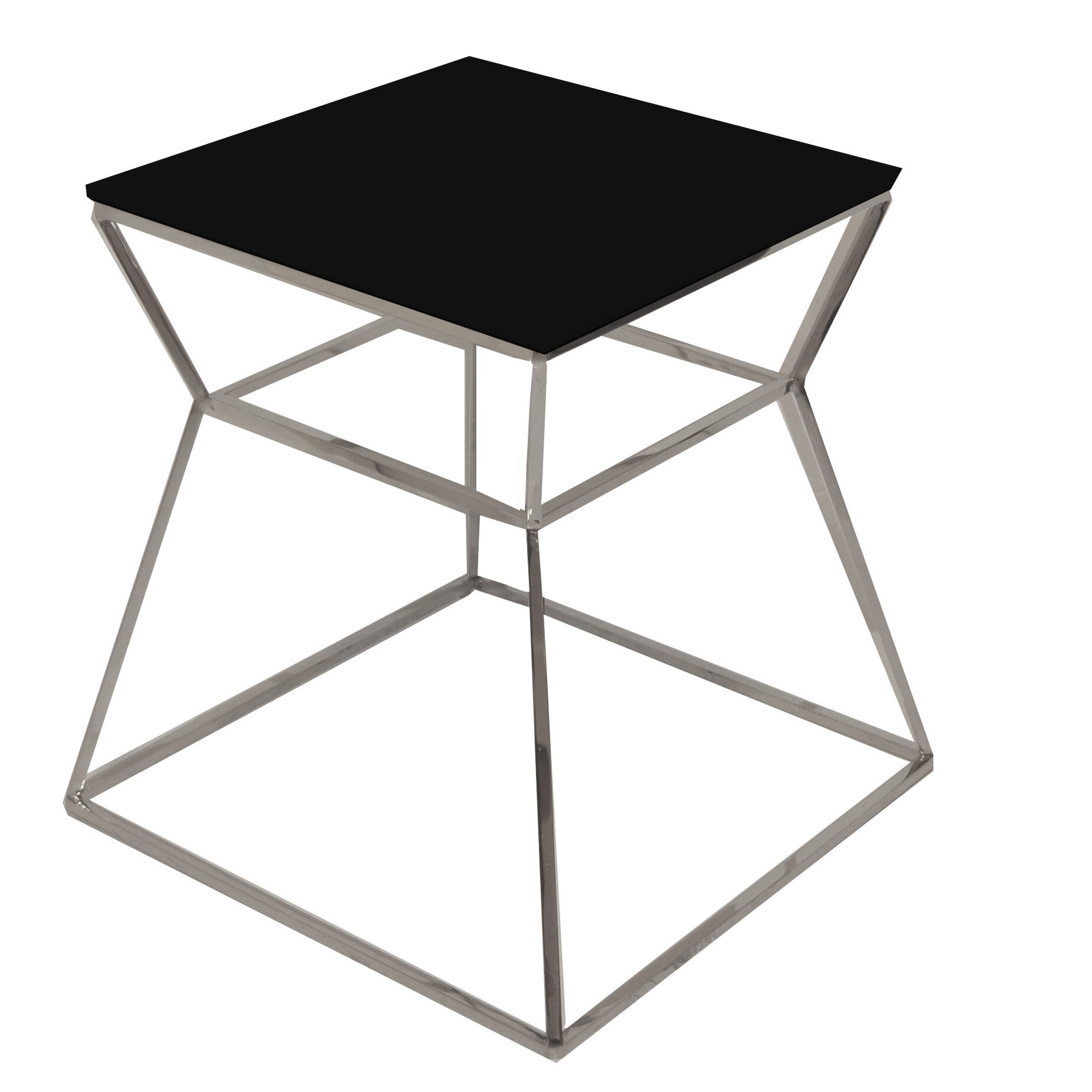 Pangea Home Prism End Table & Reviews