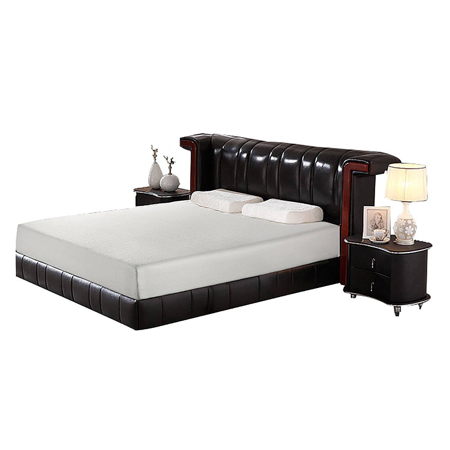 Merax 8 memory foam mattress reviews Mattress sale memory foam