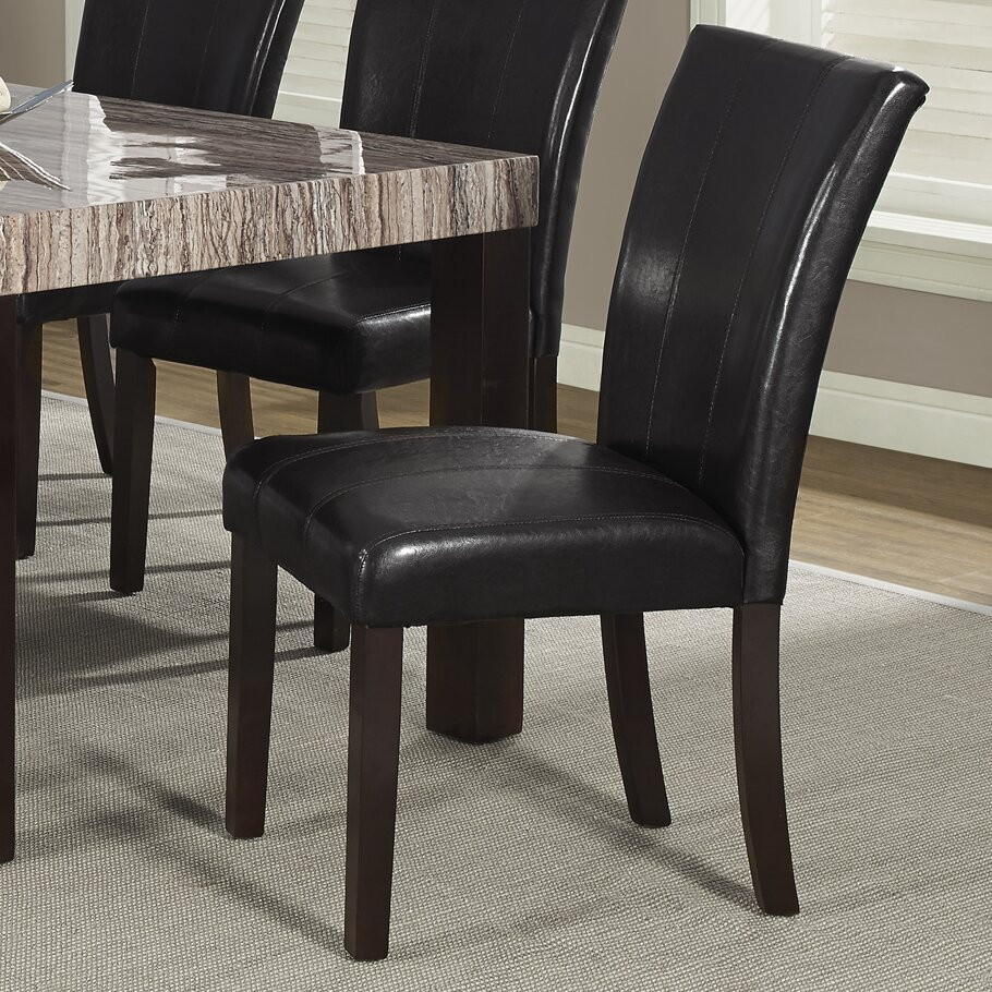 Monarch Specialties Inc Parson Chair Wayfair