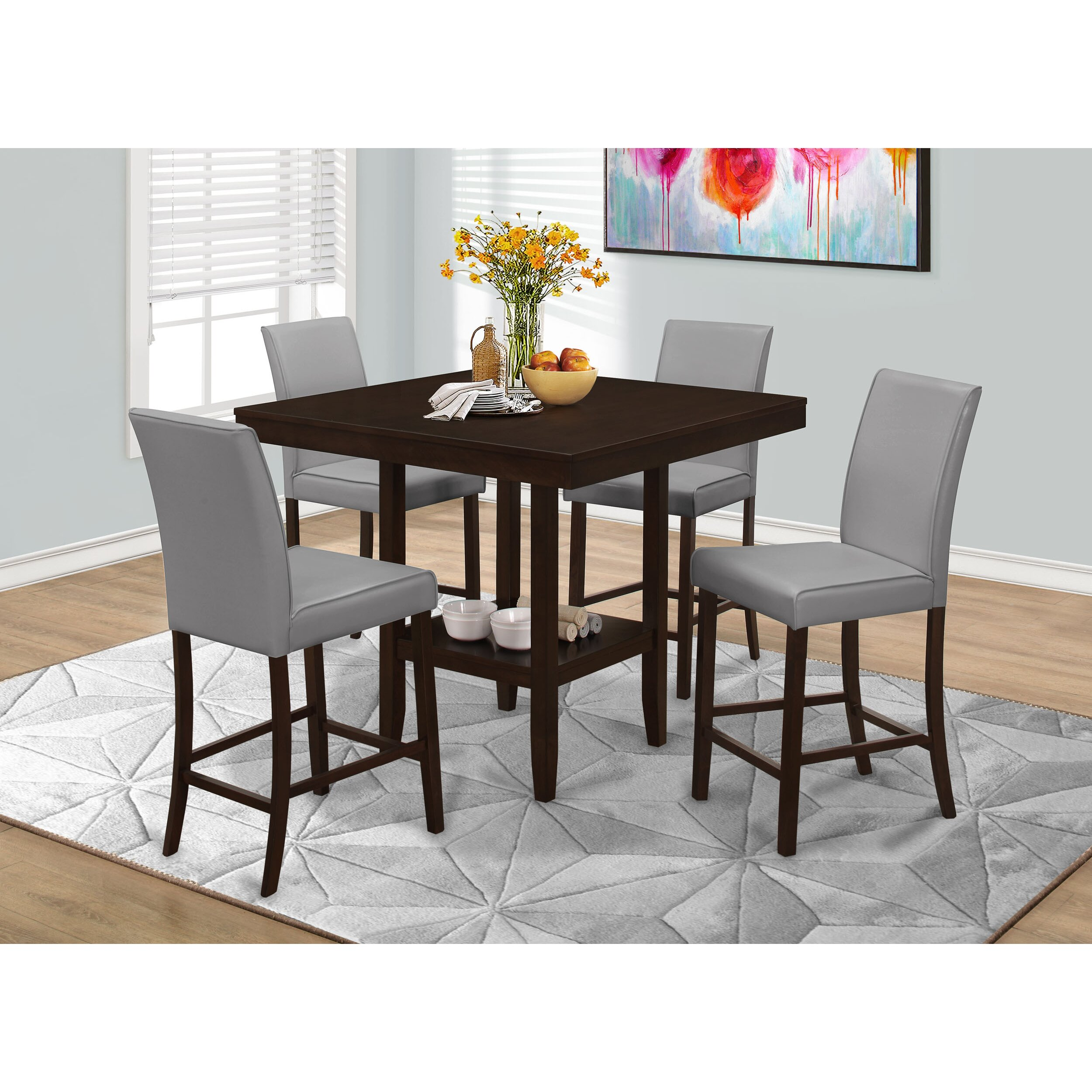 Specialties Inc Counter Height Dining Table Reviews Wayfair