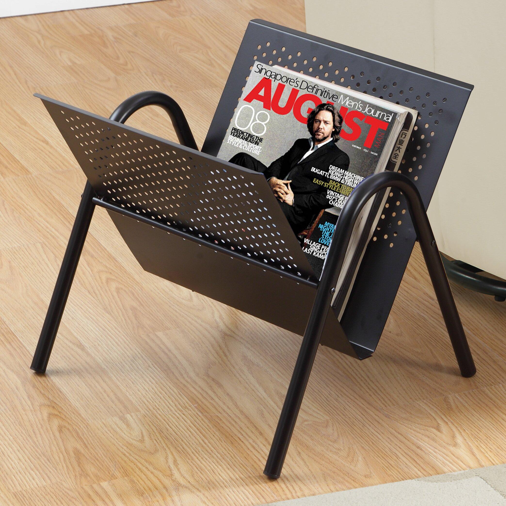 Monarch Specialties Inc. Magazine Rack & Reviews