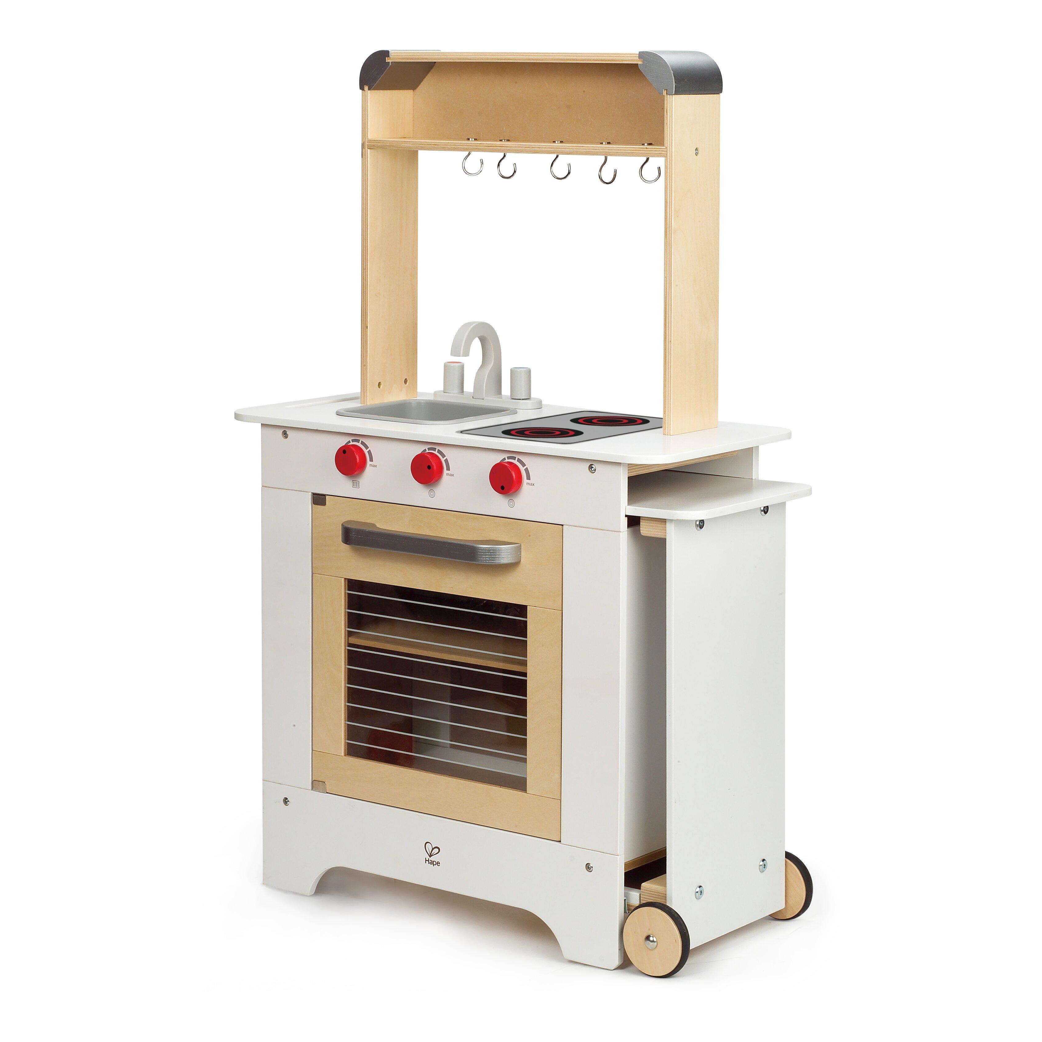 Hape Kitchen: HaPe Playfully Delicious Cook 'n Serve Kitchen & Reviews