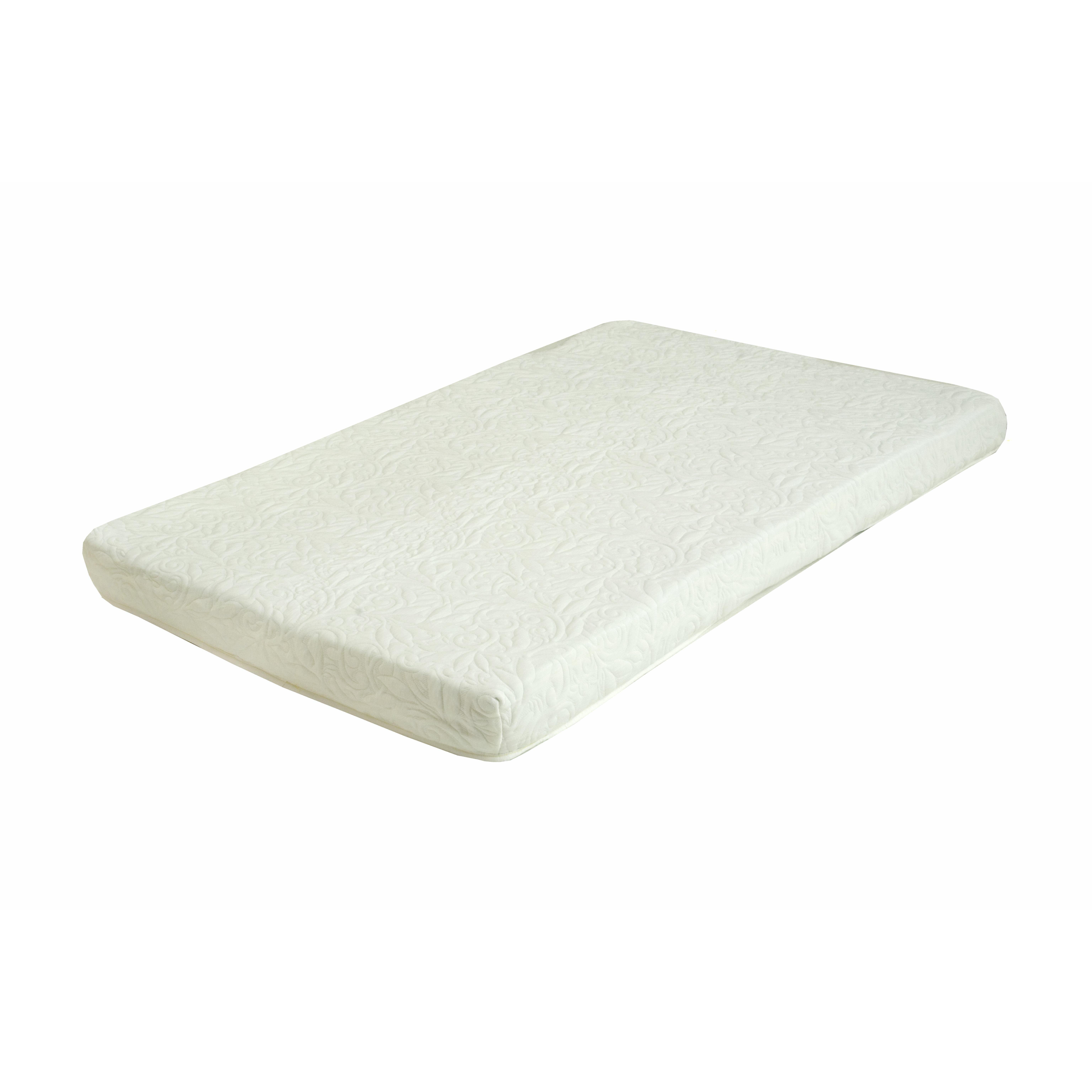 Innerspace Luxury Products Luxury 4 5 Rv Memory Foam Mattress Wayfair