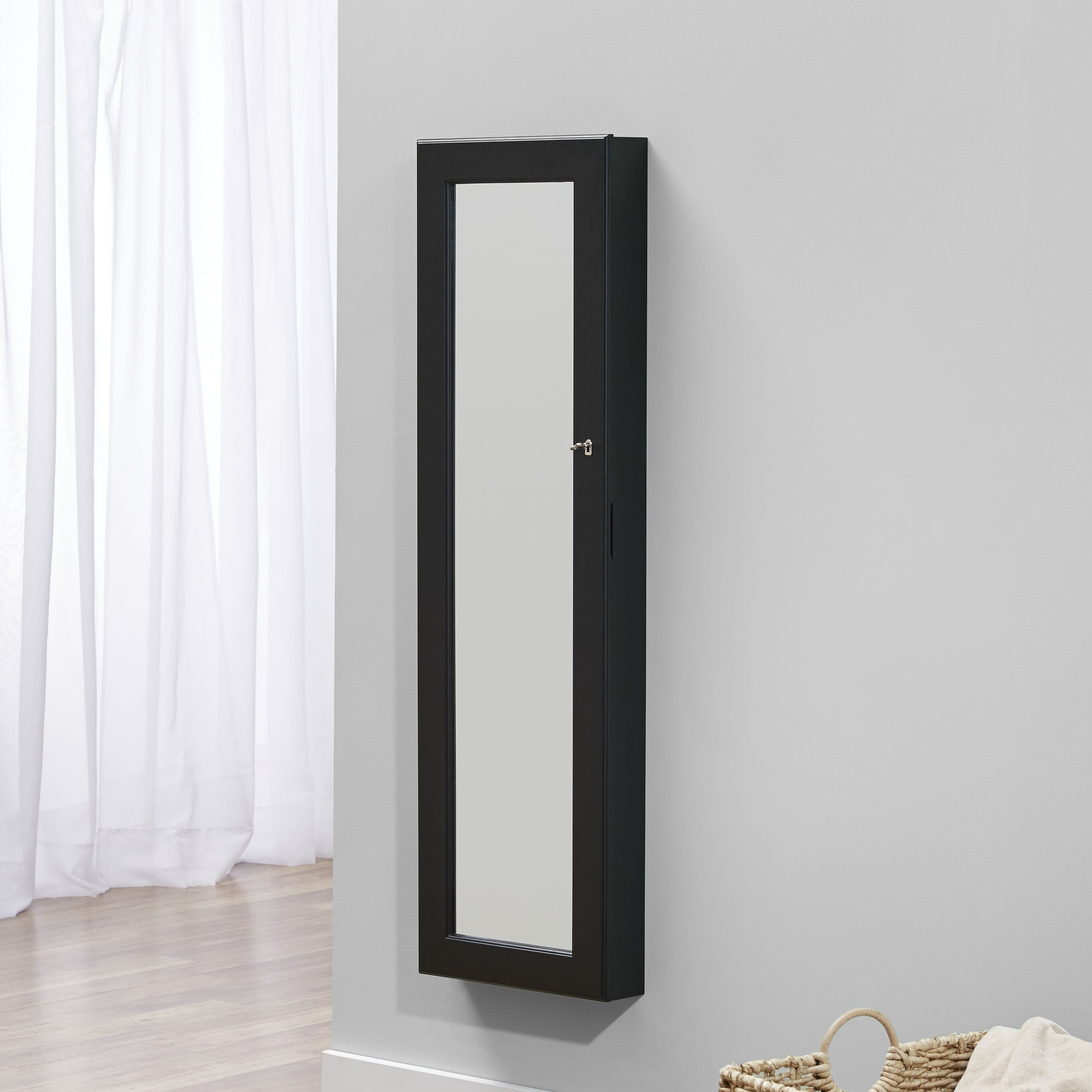 innerspace luxury products over the door jewelry armoire
