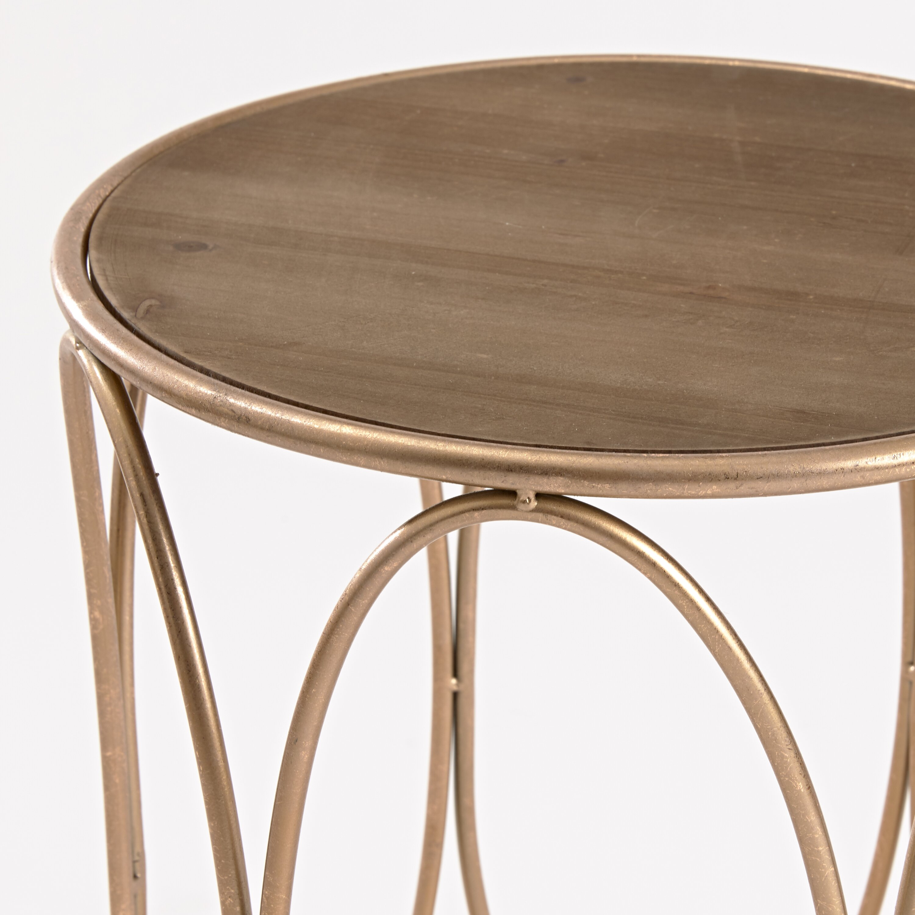 Innerspace Luxury Products End Table Amp Reviews Wayfair