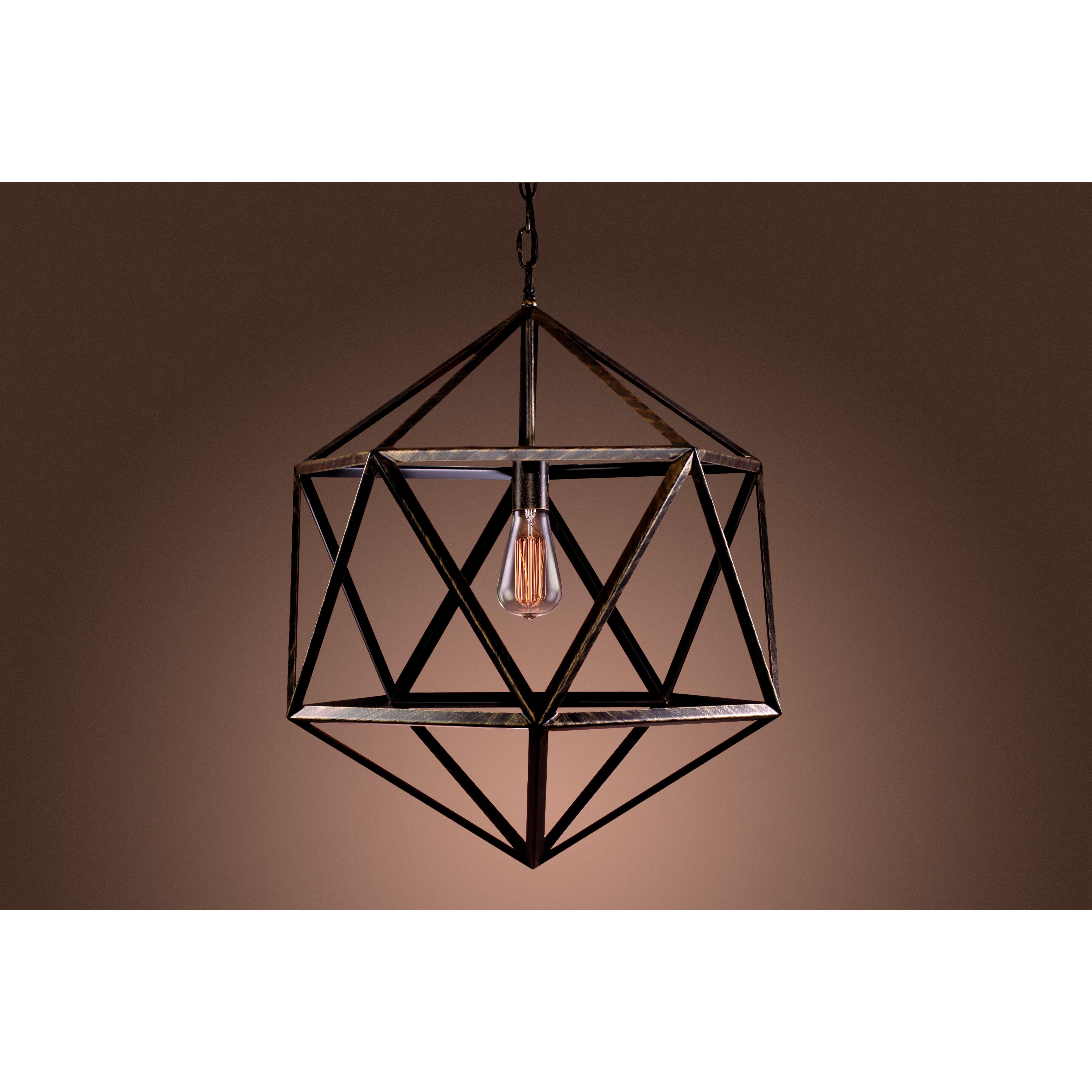 Foyer Lighting Overstock : Warehouse of tiffany mccoy light foyer pendant reviews
