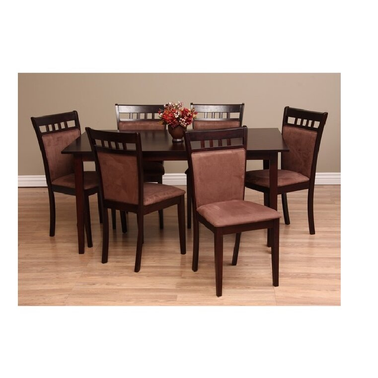Warehouse of tiffany shirlyn 7 piece dining set reviews for Furniture 7 credit reviews