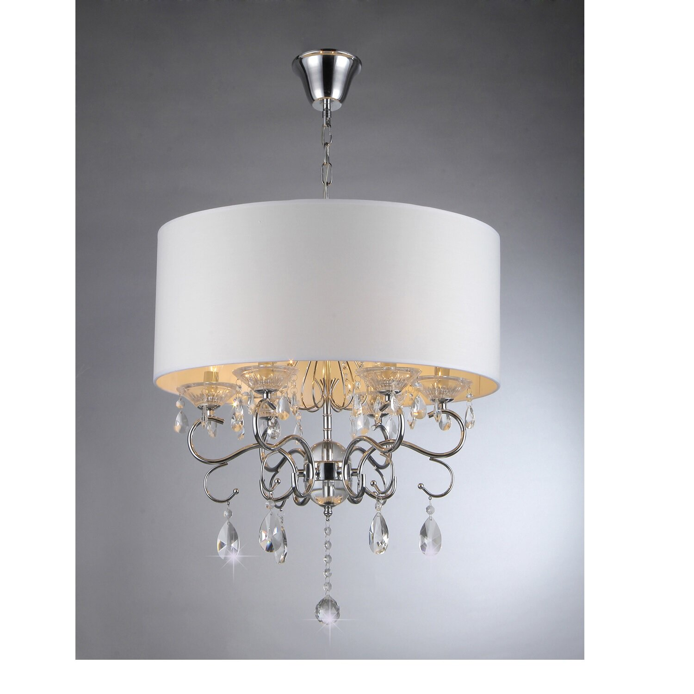 Warehouse of tiffany 6 light crystal chandelier reviews for 6 light crystal chandelier