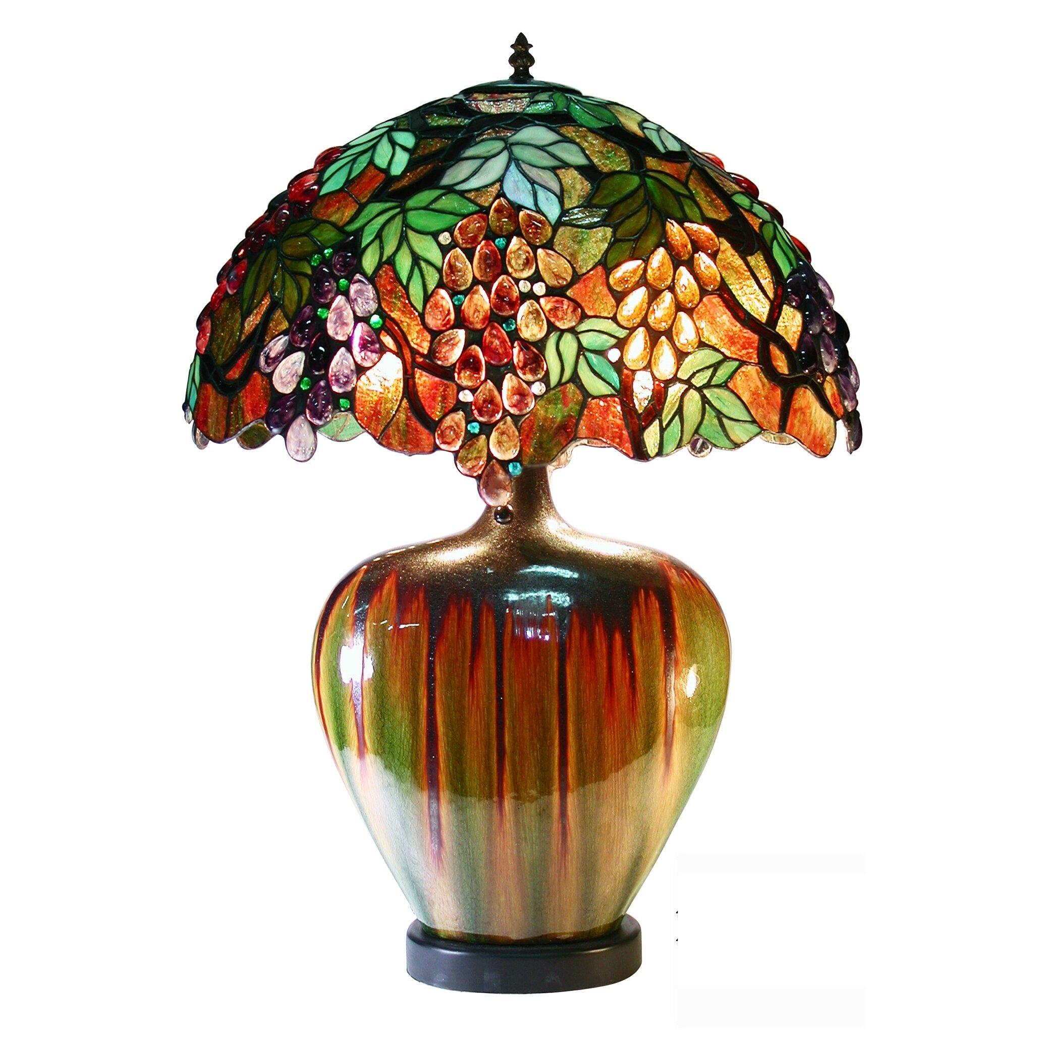 Tan lighting warehouse table lamps Anaconda