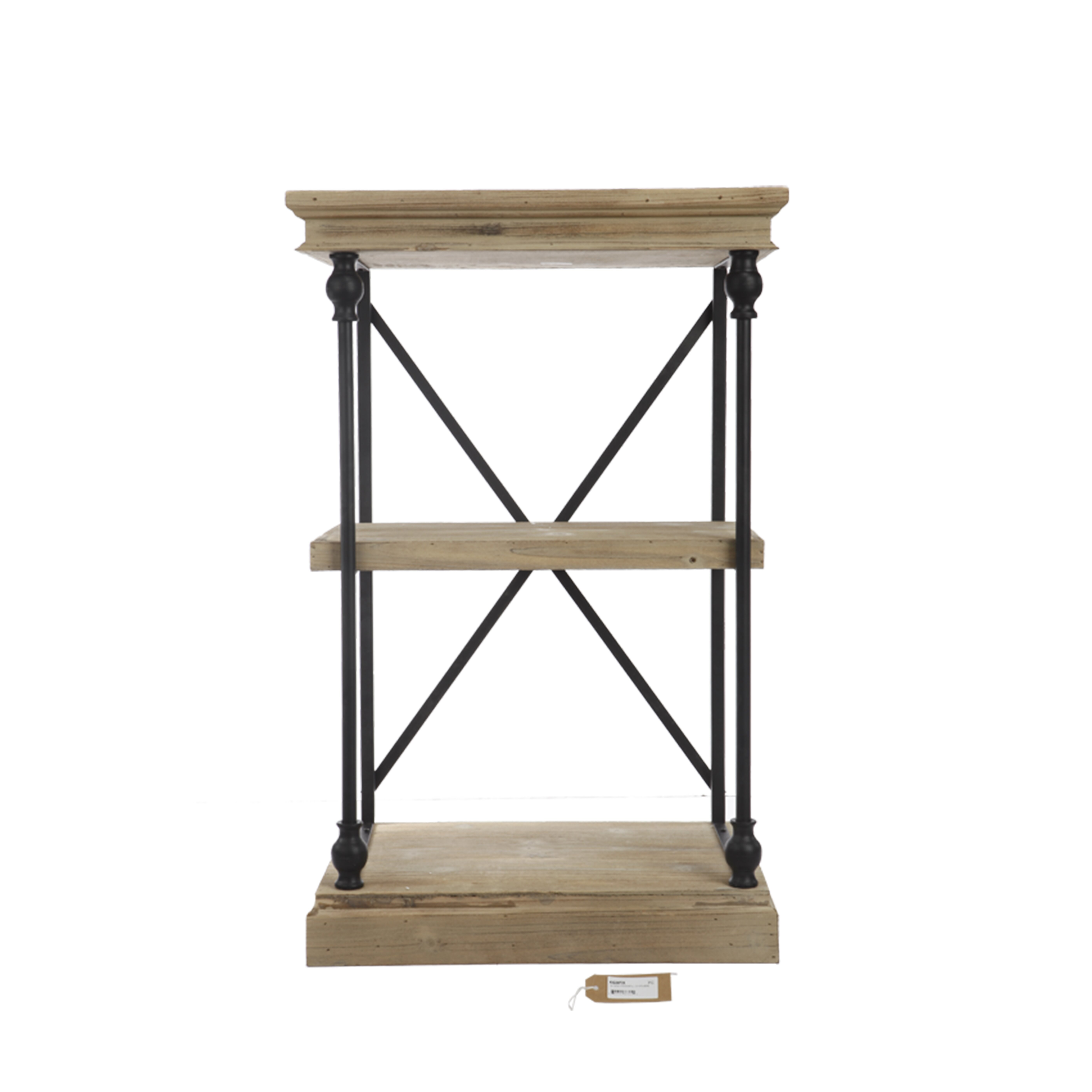 a b home wood and metal low 32 etagere bookcase reviews. Black Bedroom Furniture Sets. Home Design Ideas