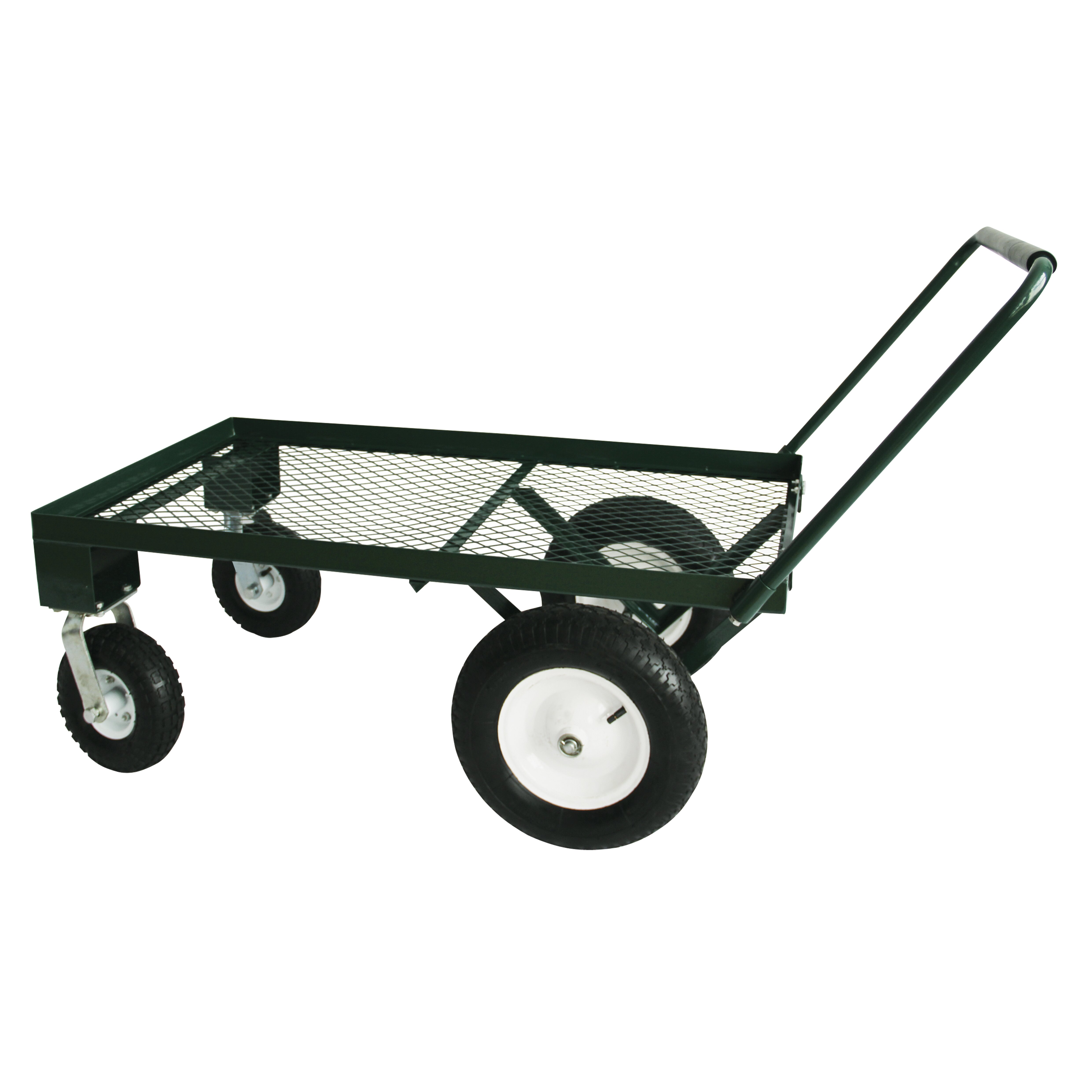Sandusky 4 Wheel Steel Flat Wagon Amp Reviews Wayfair