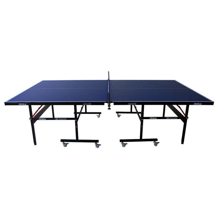 Joola joola inside 15 table tennis table with net set for Html table inside table