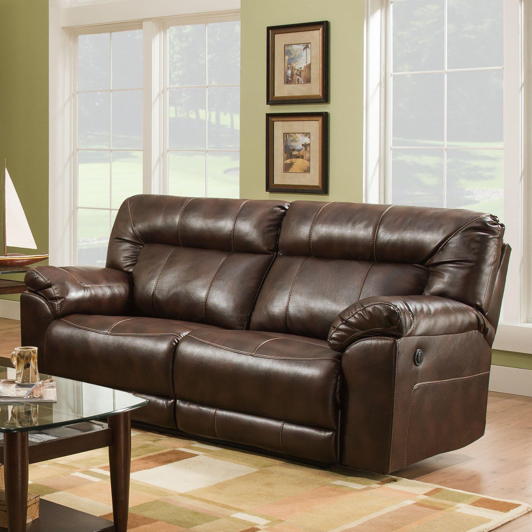 Simmons upholstery abilene motion sofa reviews wayfair for Simmons upholstery sectional sofa