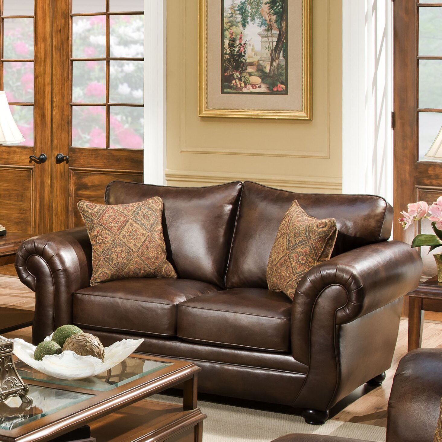Simmons Upholstery Miracle Living Room Collection Reviews Wayfair