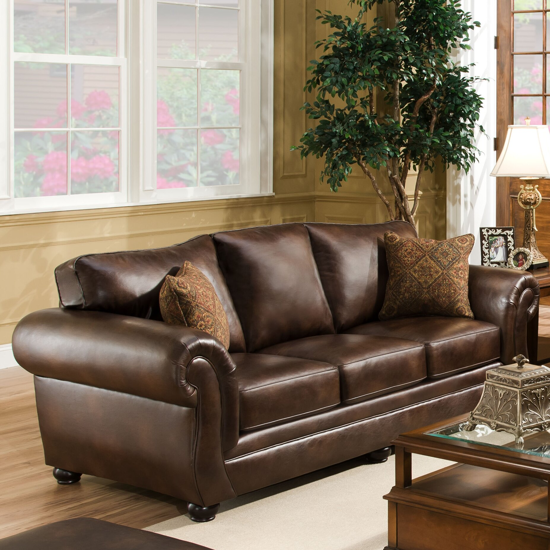 Simmons upholstery miracle living room collection for Simmons living room furniture