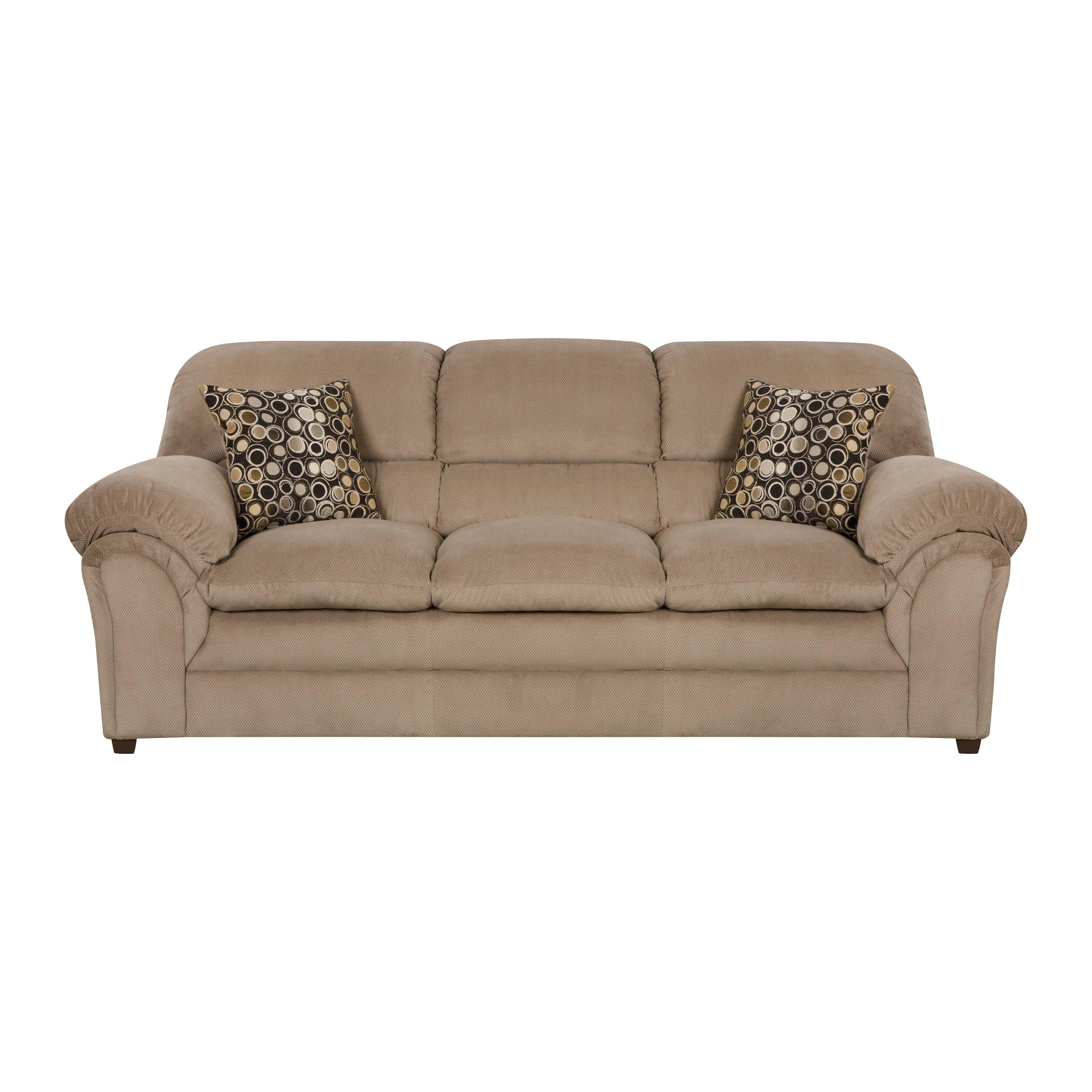 Simmons Upholstery Harper Sofa Reviews Wayfair