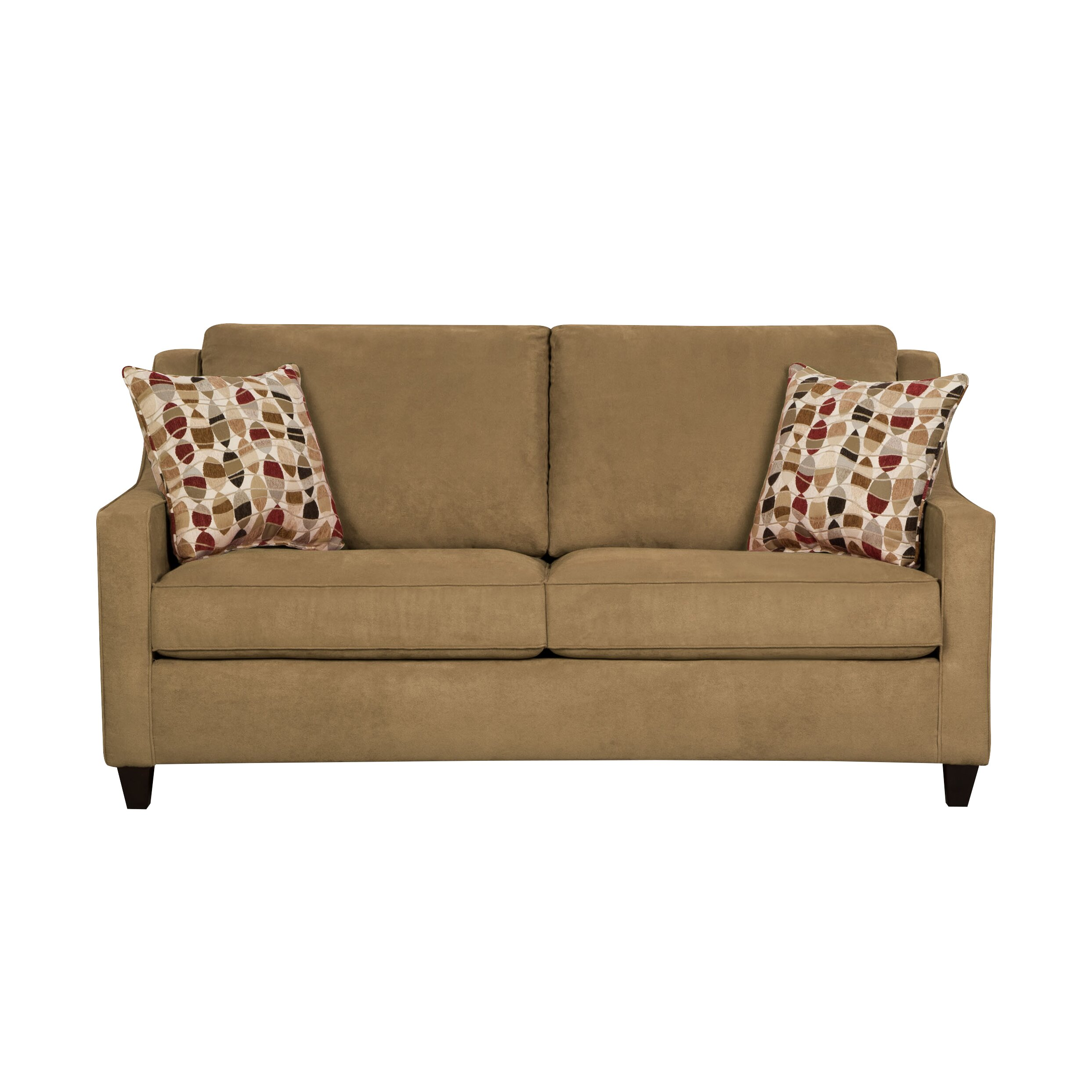 Simmons Upholstery Twillo Twin Sleeper Sofa Reviews Wayfair