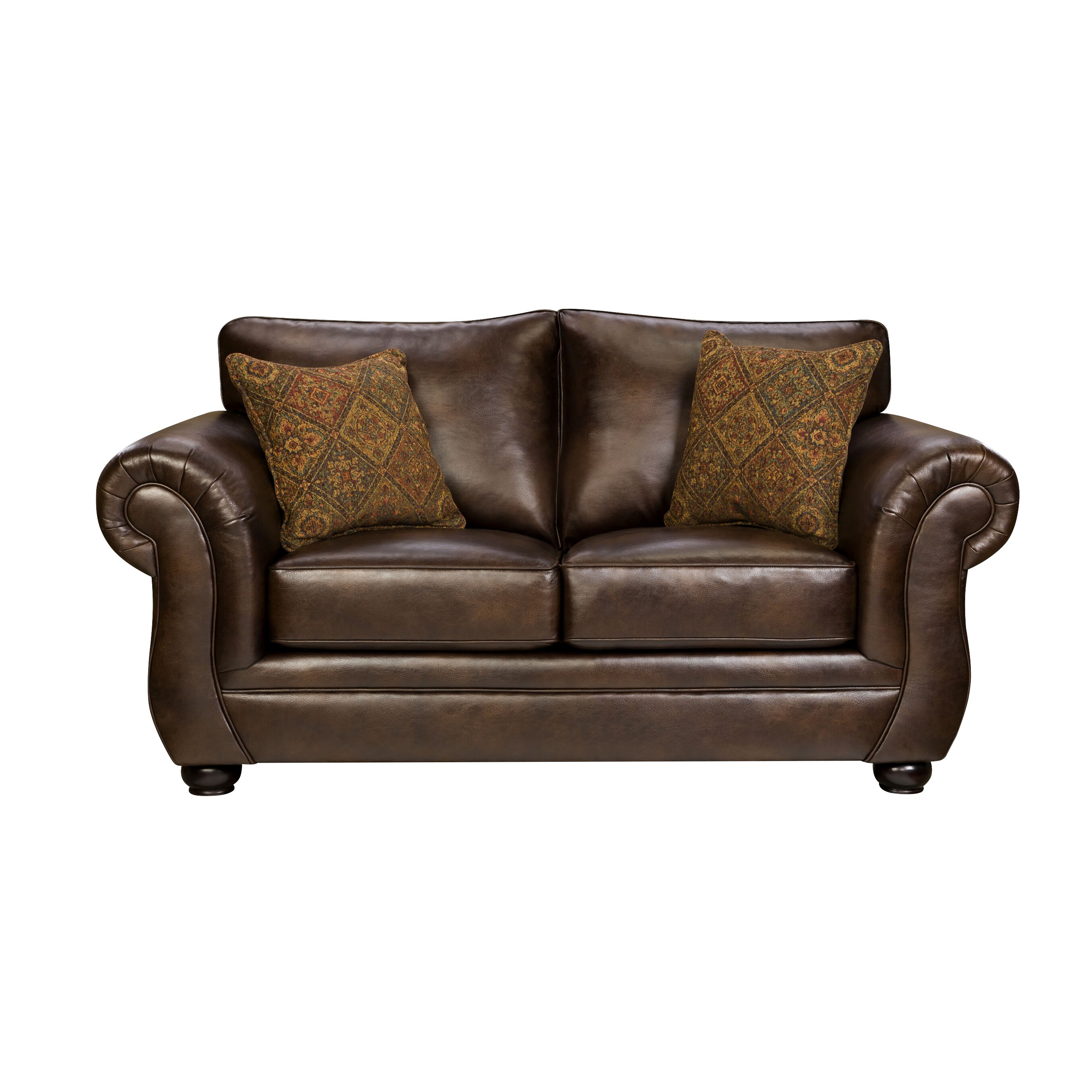 Simmons Upholstery Miracle Loveseat Reviews Wayfair