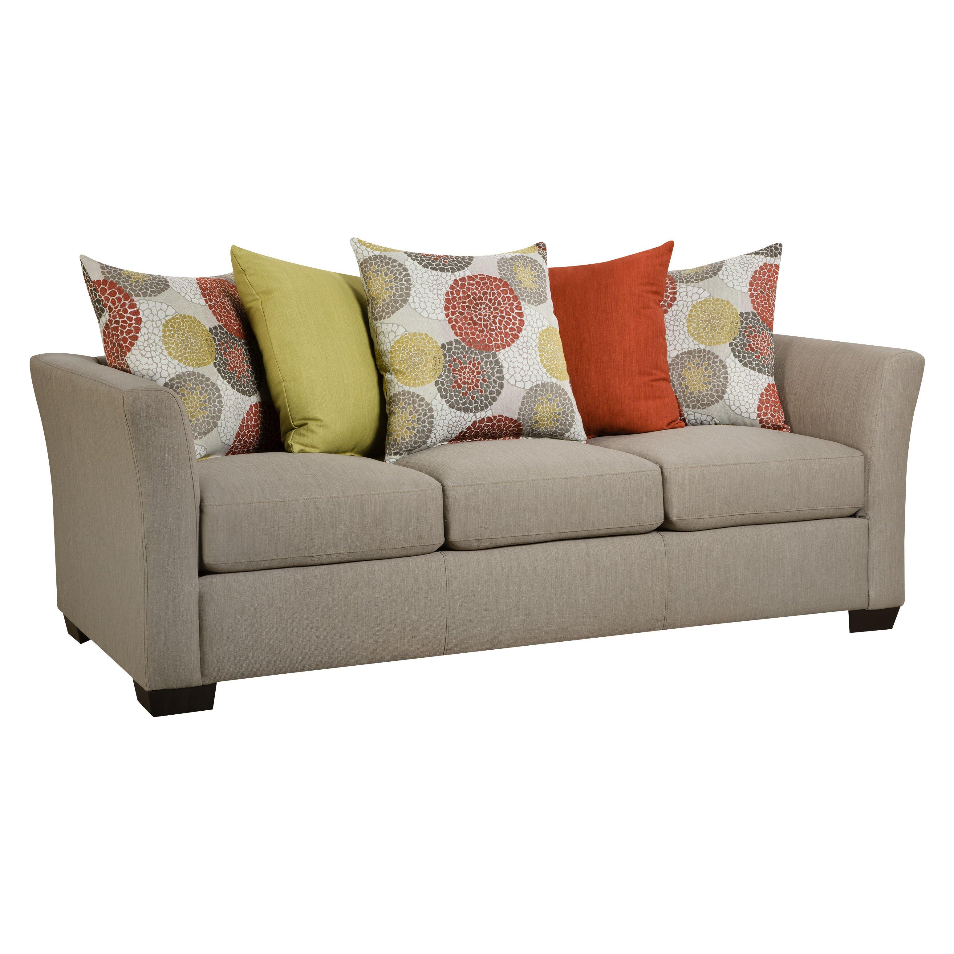 Simmons upholstery playground sleeper sofa wayfair for Simmons upholstery sectional sofa
