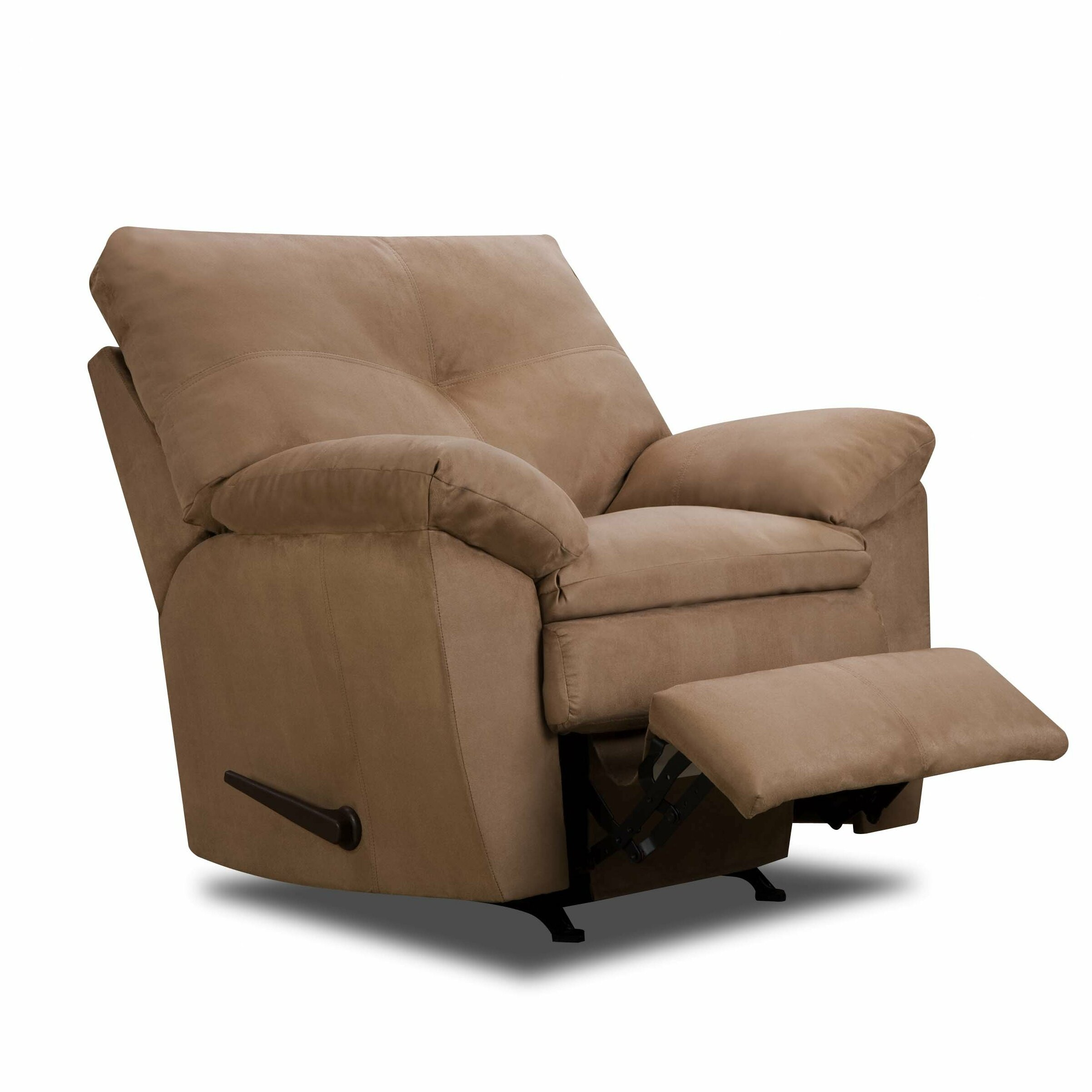 Simmons Upholstery Luna Rocker Recliner Amp Reviews Wayfair