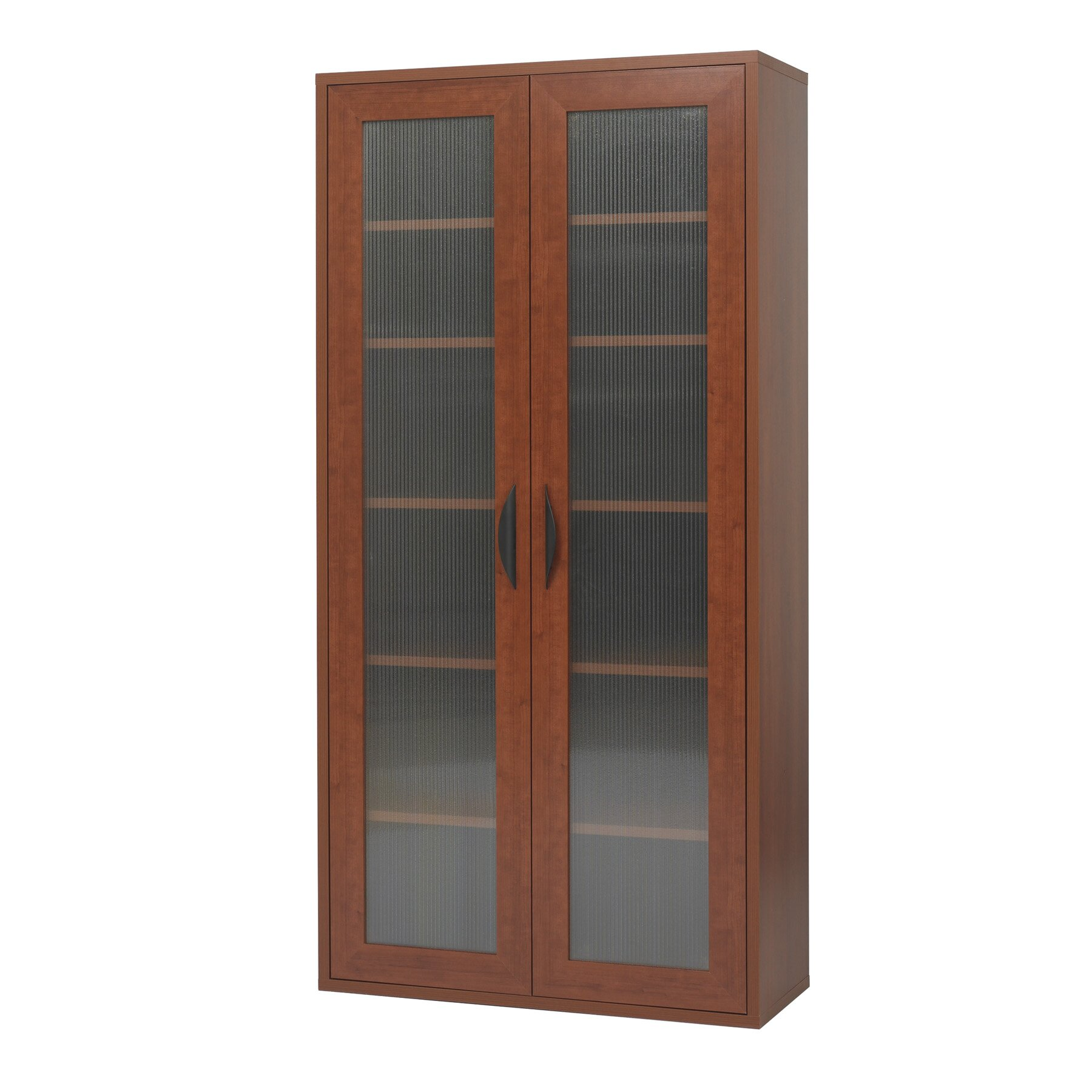 Safco products safco apres modular storage tall cabinet for Prefabricated cupboards