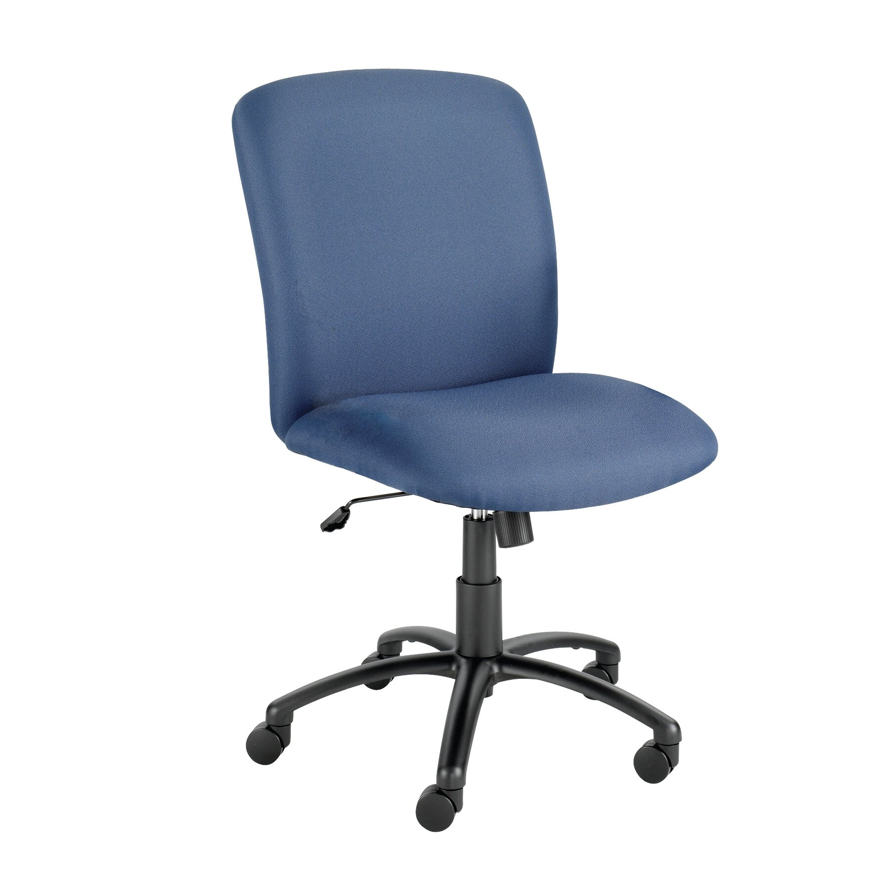 Safco Products High Back Big And Tall Swivel Office Chair Reviews Wayfair