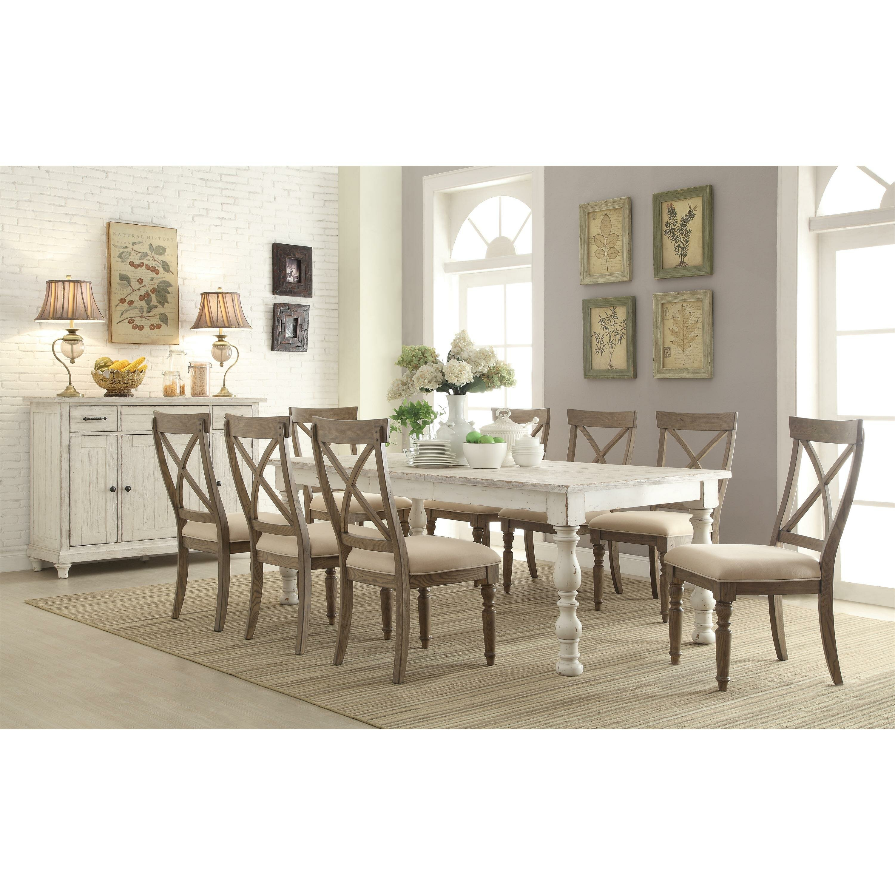 One allium way jonquille extendable dining table reviews for Wayfair furniture dining tables